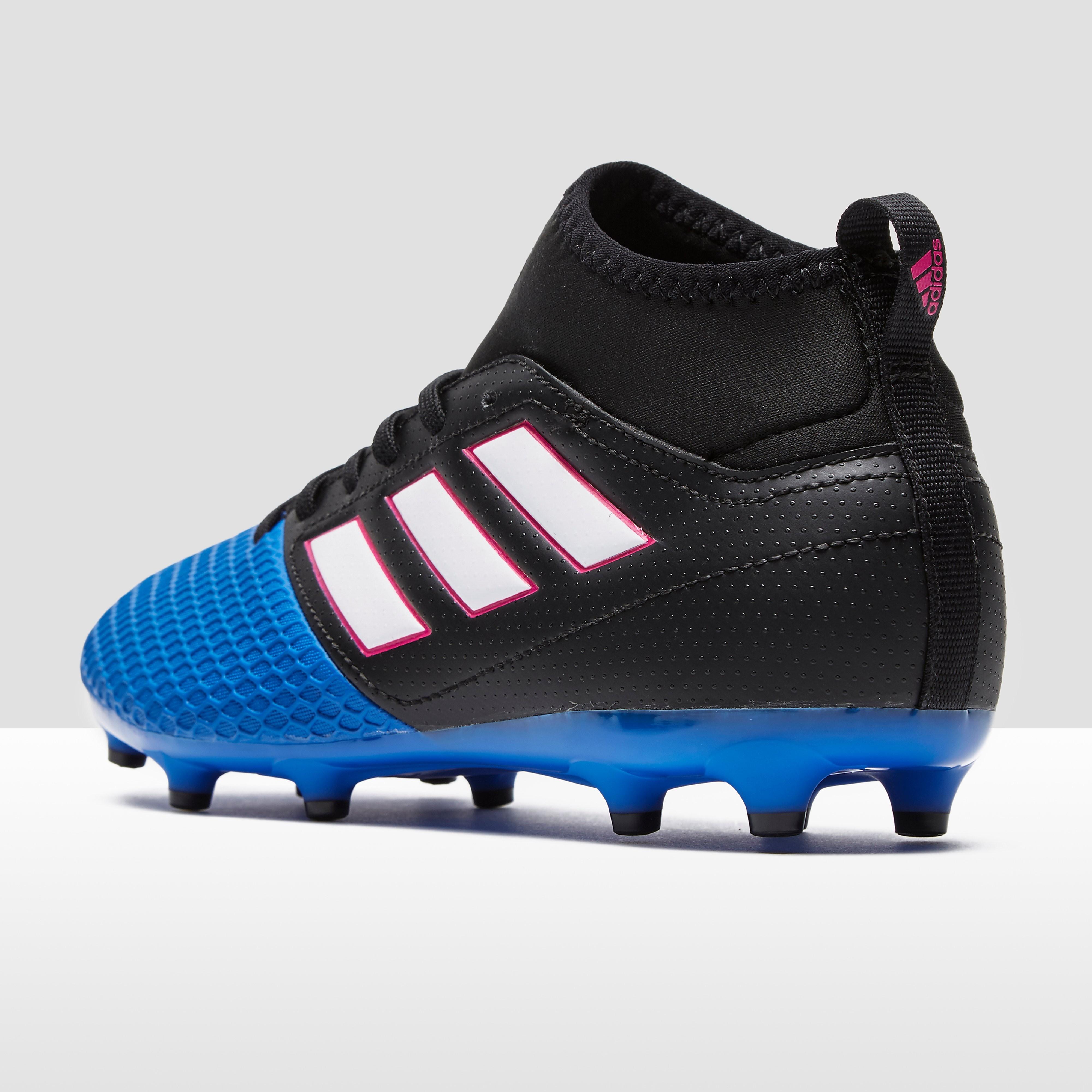 adidas Blue Blast ACE 17.3 Primemesh Firm Ground Junior Football Boots