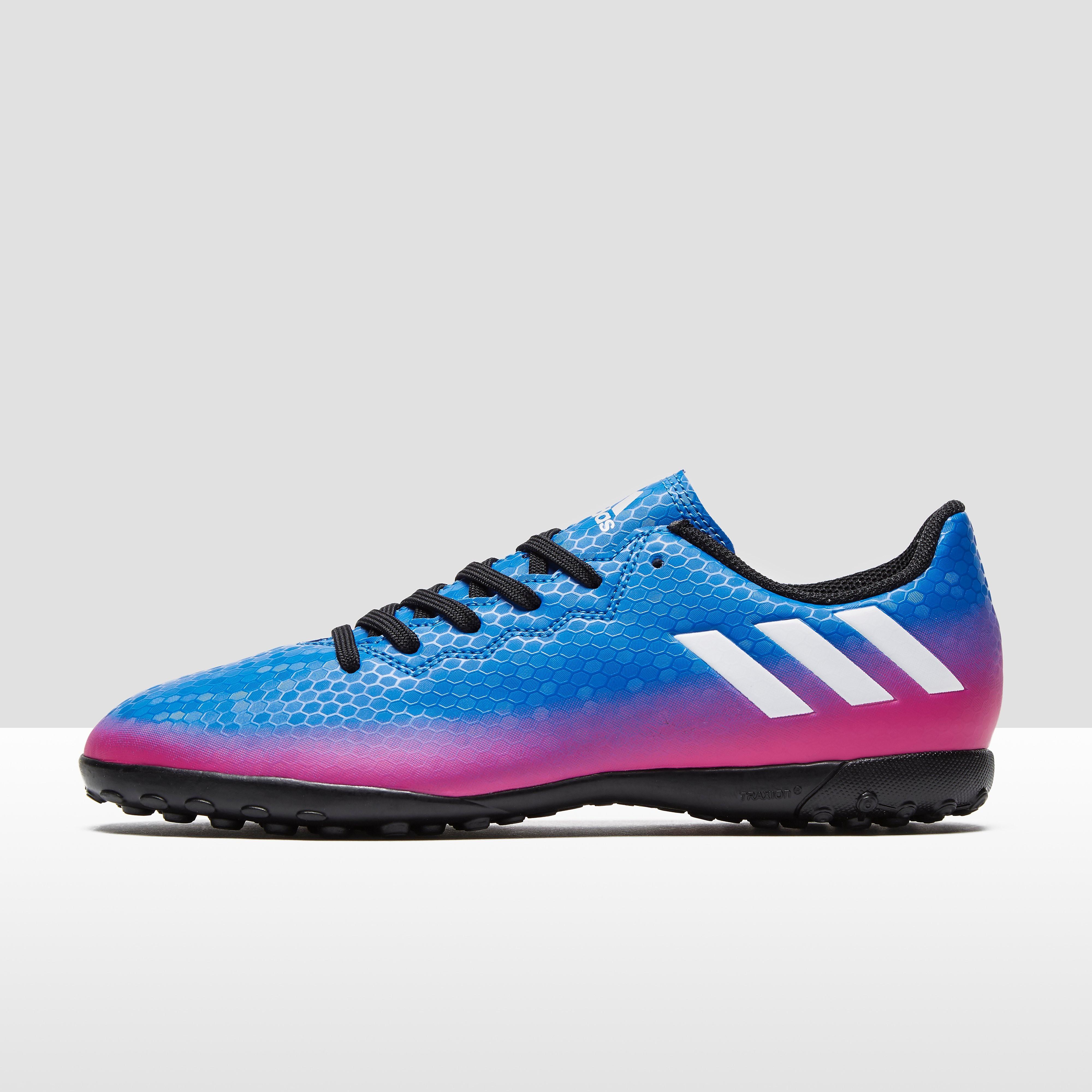 adidas Blue Blast Messi 16.4 Junior Turf Football Boots