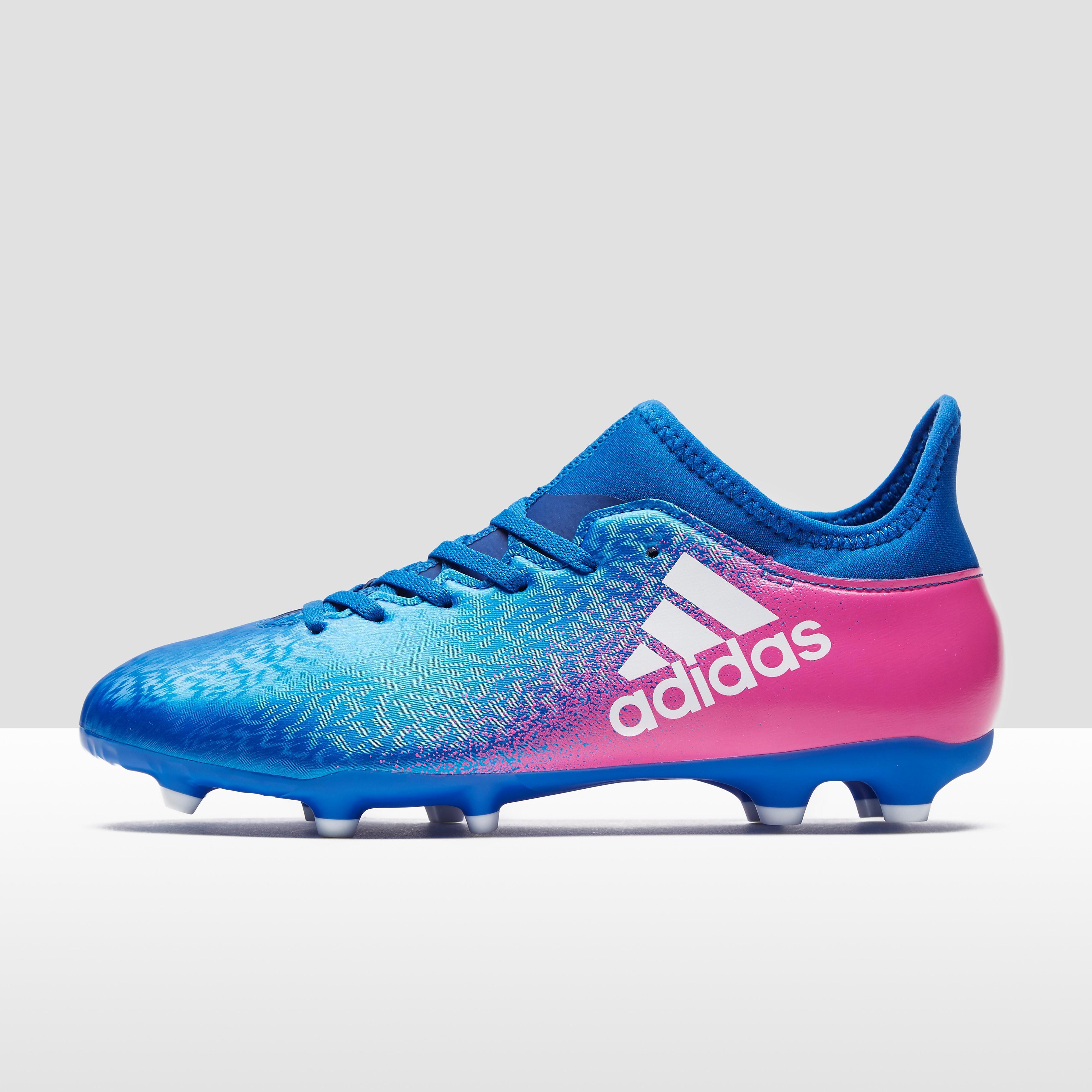 adidas Blue Blast 16.3 Junior Firm Ground Football Boots