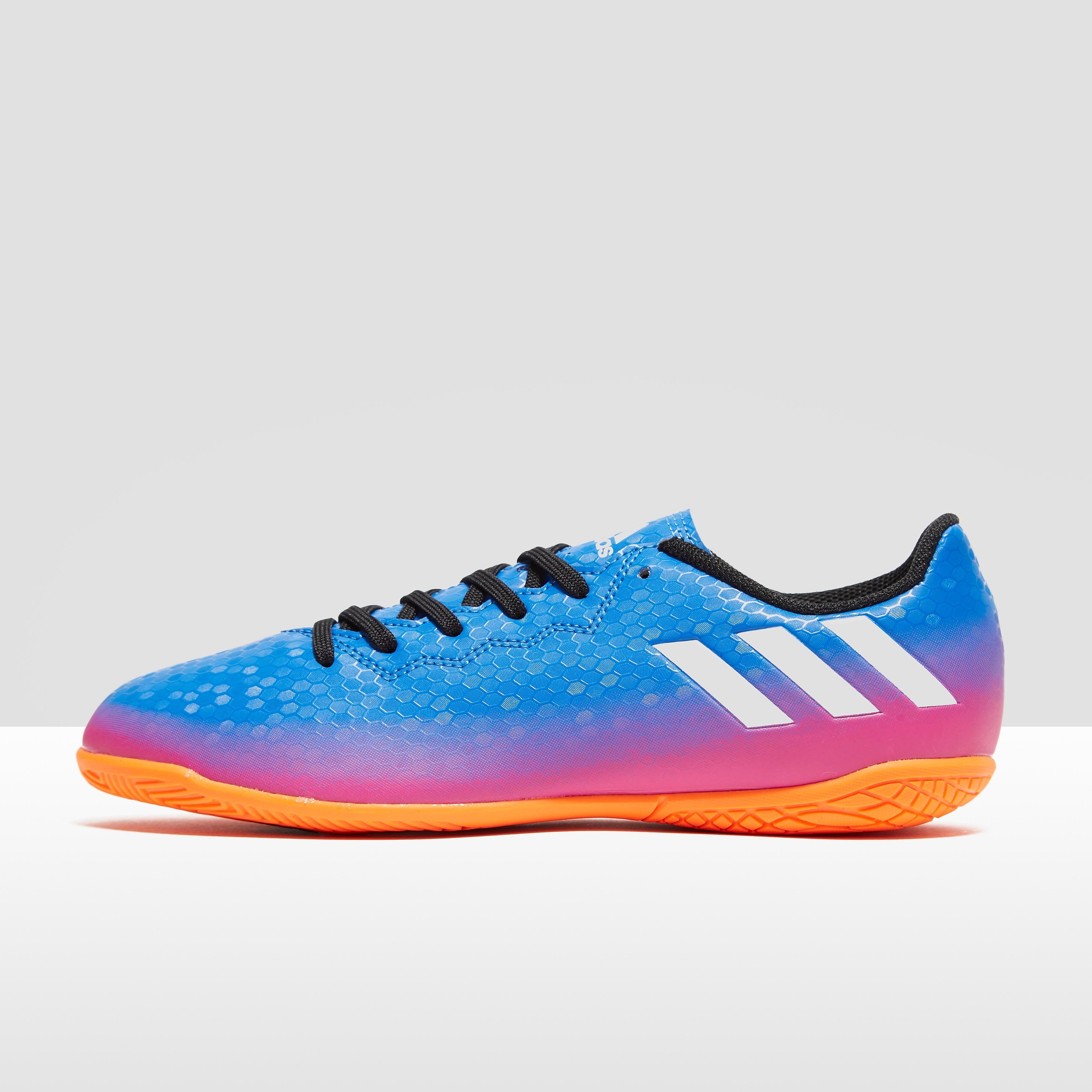 adidas Blue Blast Messi 16.4 Indoor Court Junior Football Boots
