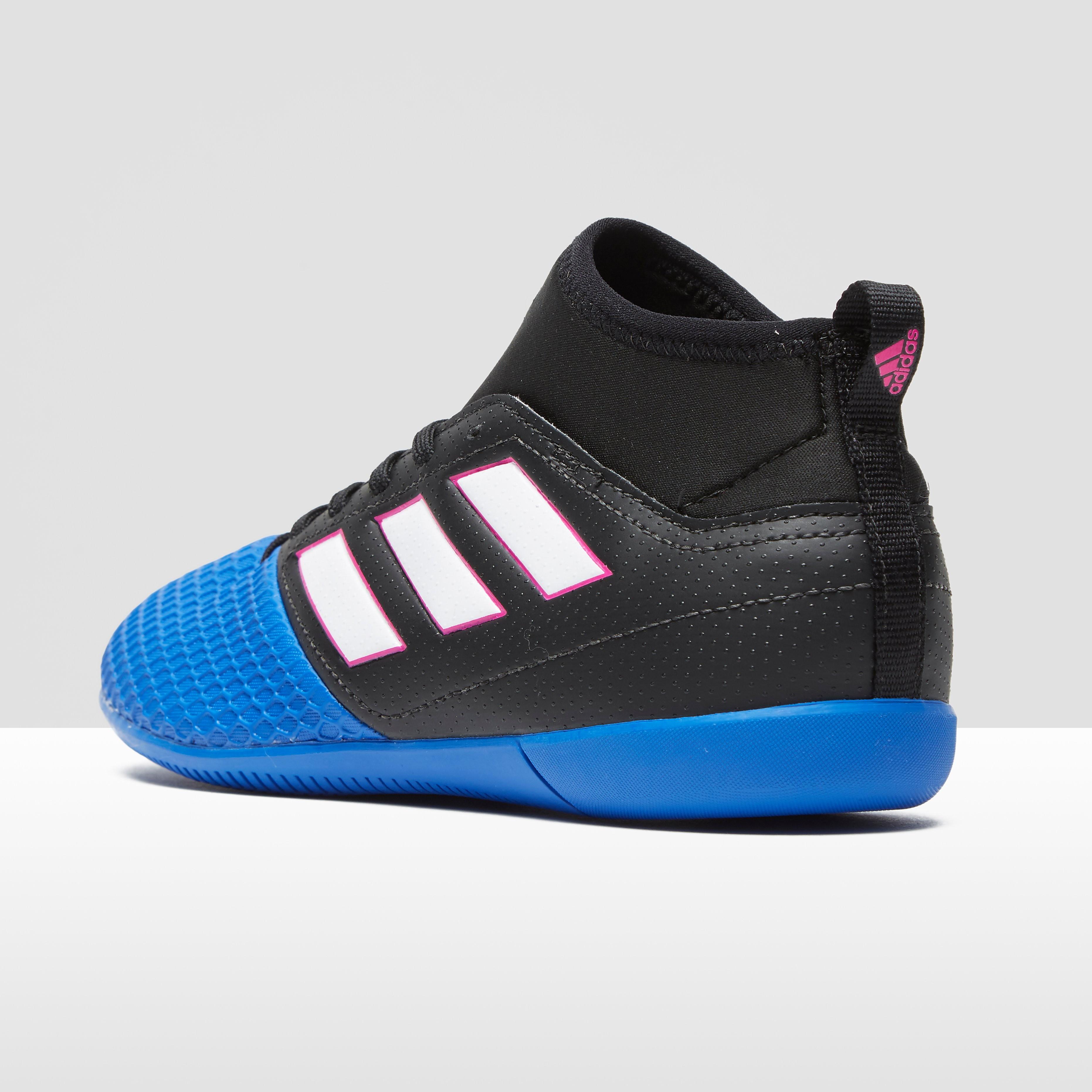 adidas Blue Blast Ace 17.3 Primemesh Junior Indoor Court Football Boots