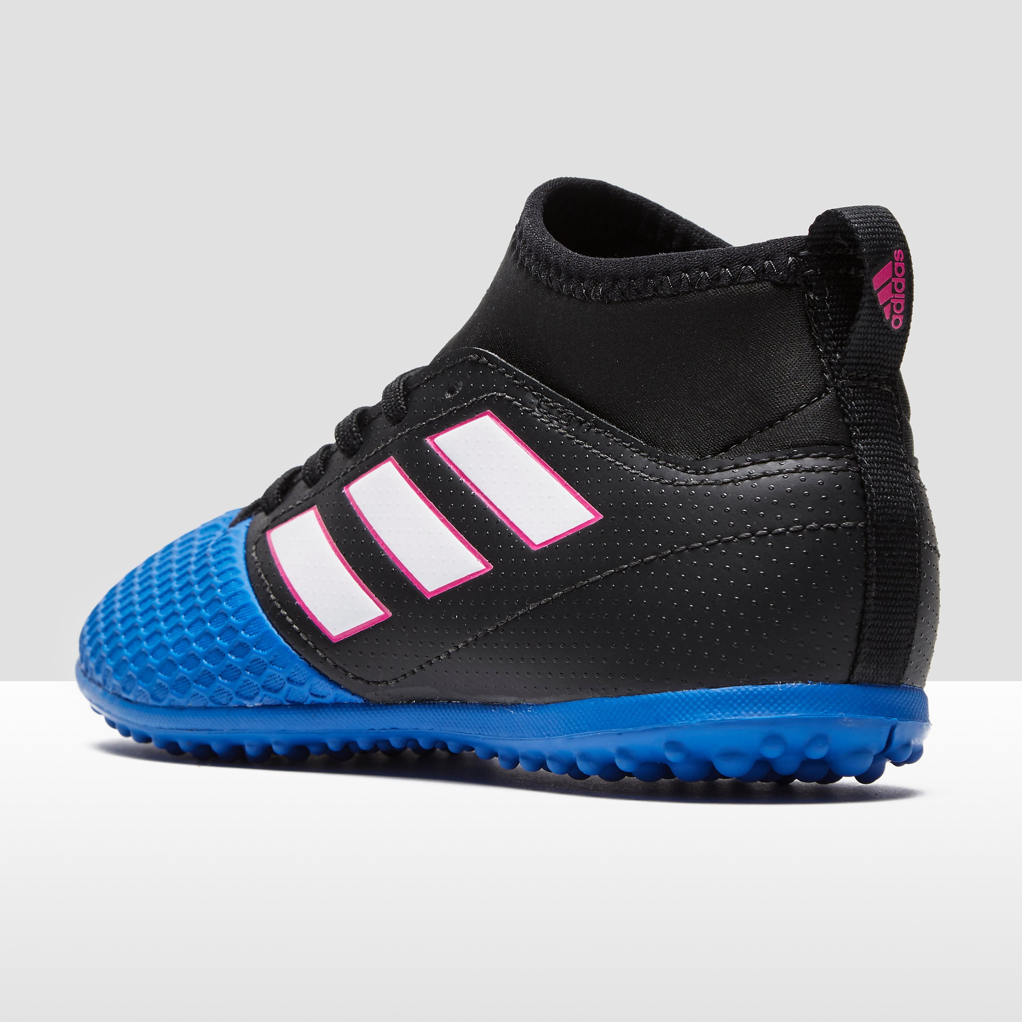 adidas Blue Blast Ace 17.3 Turf Children's Football Boots