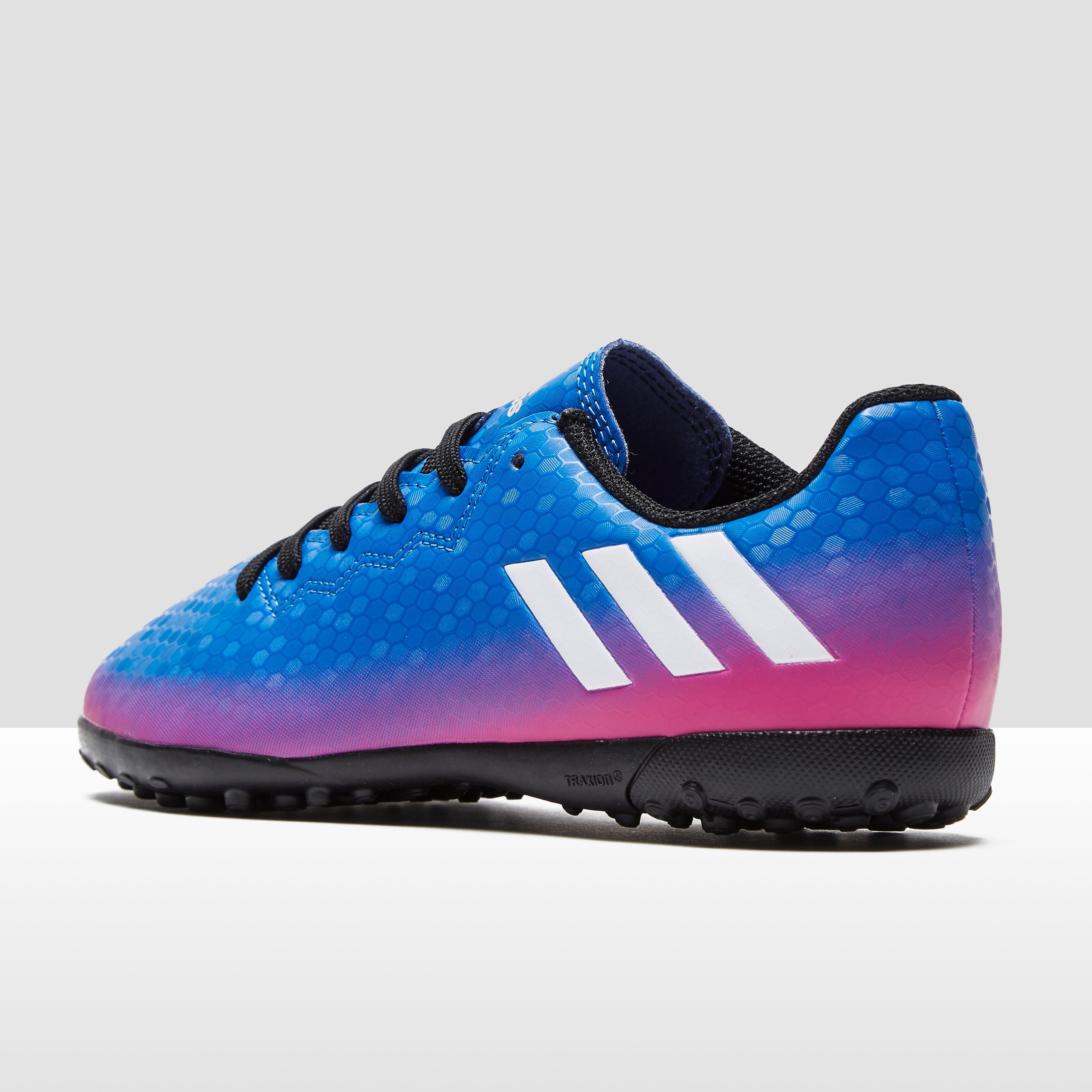adidas Blue Blast Messi 16.4 TF Children's Football Boots