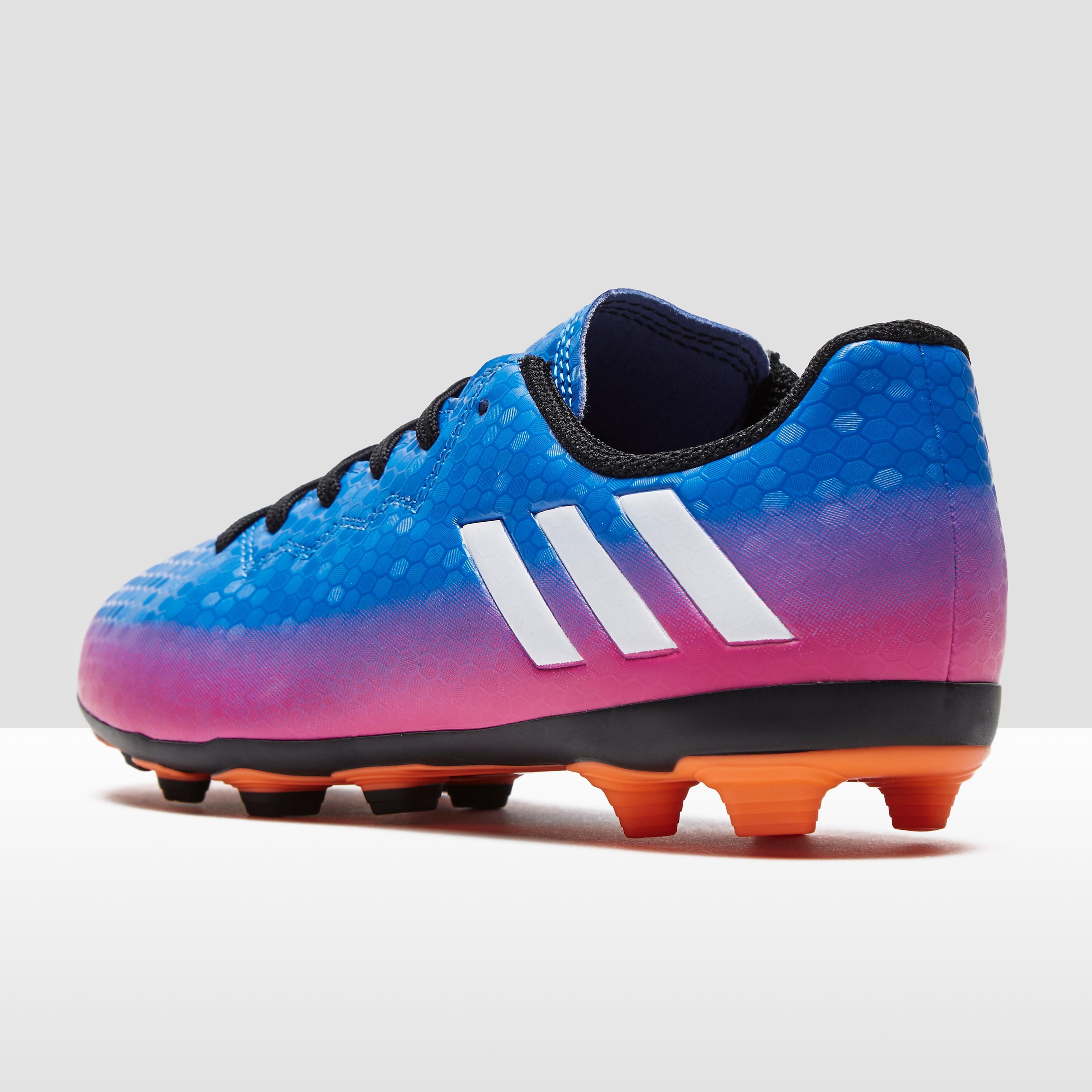 adidas Blue Blast Messi 16.4 Flexible Ground Children's Football Boots