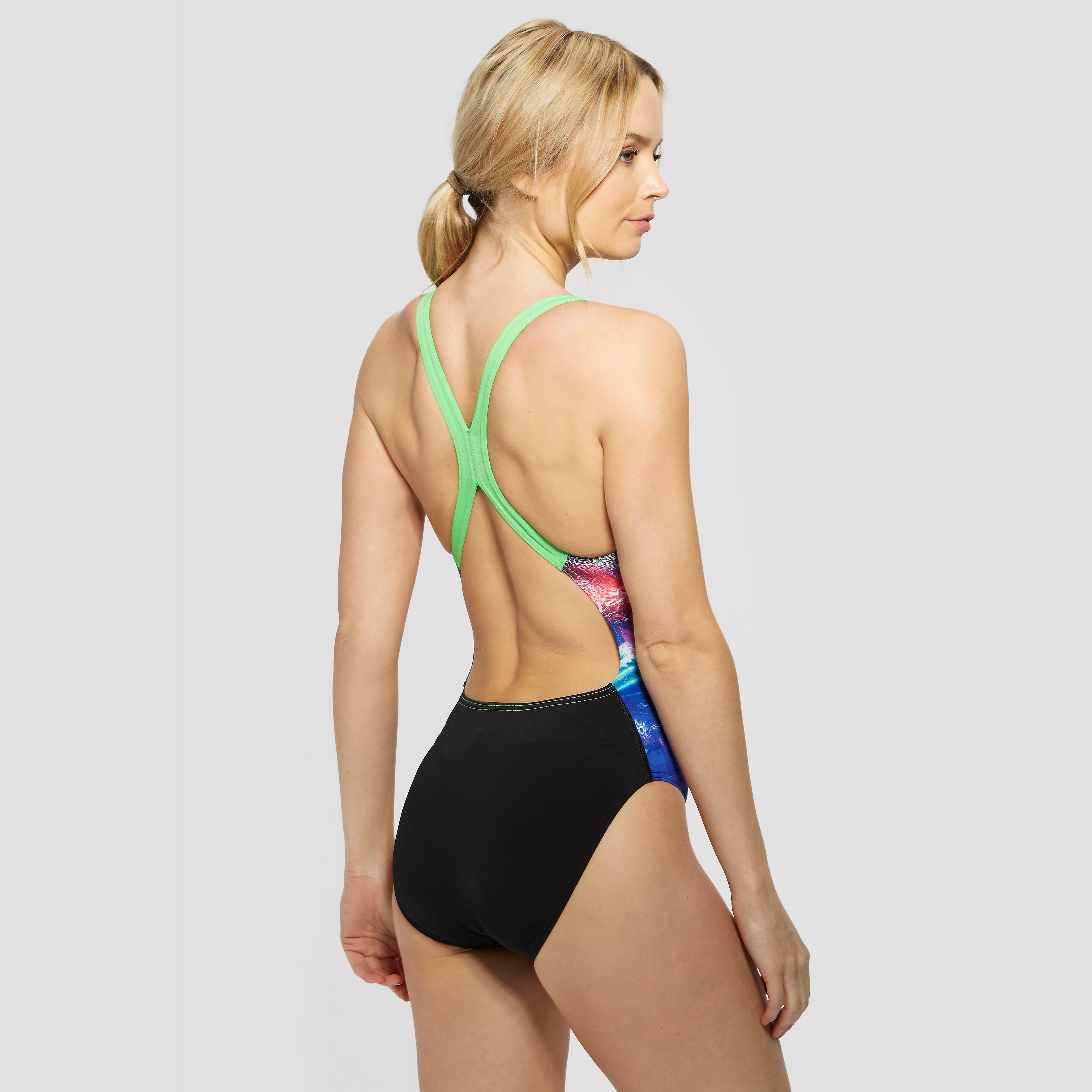 Speedo Lacoca Powerback Swimsuit