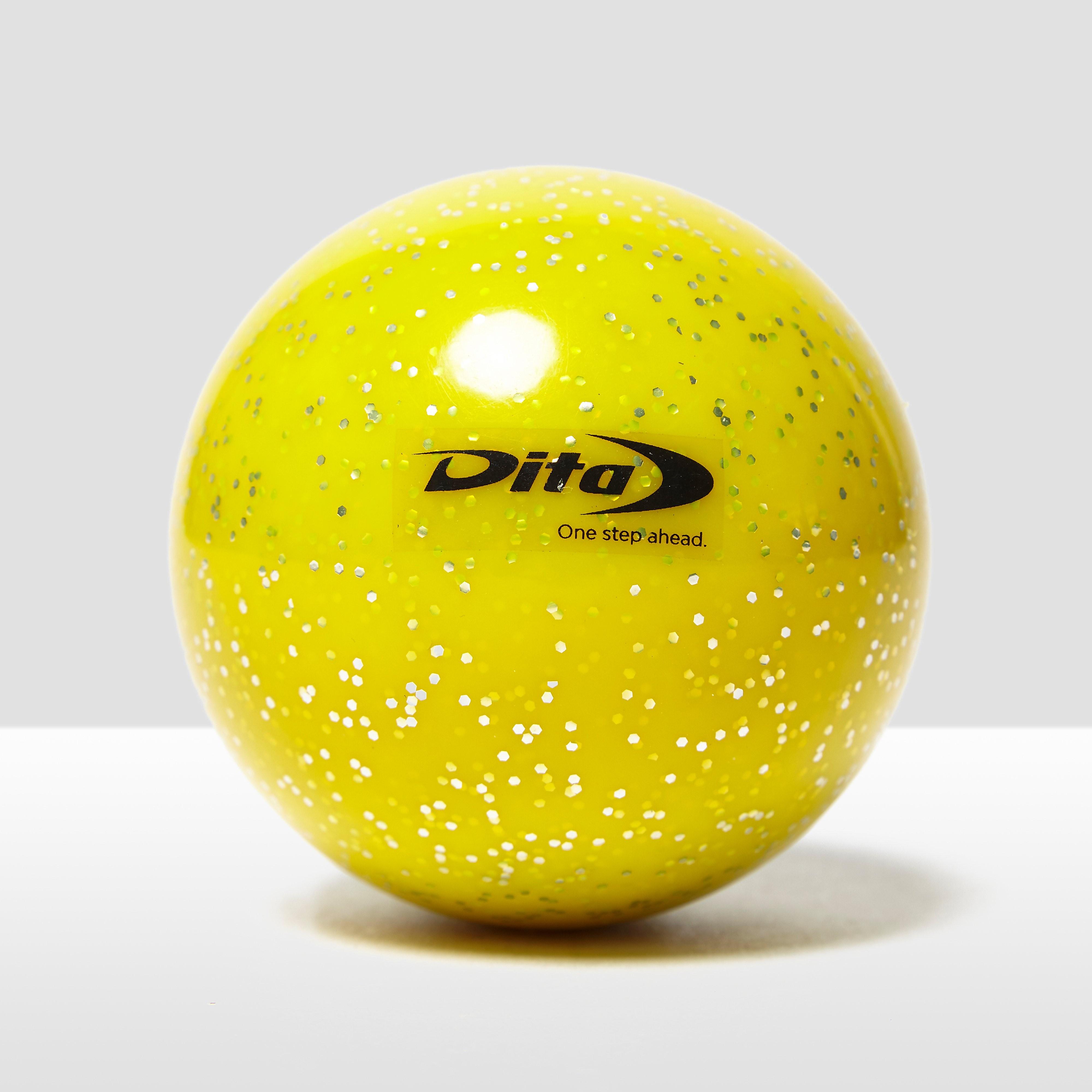 Dita Glitter in Blister Hockey Ball