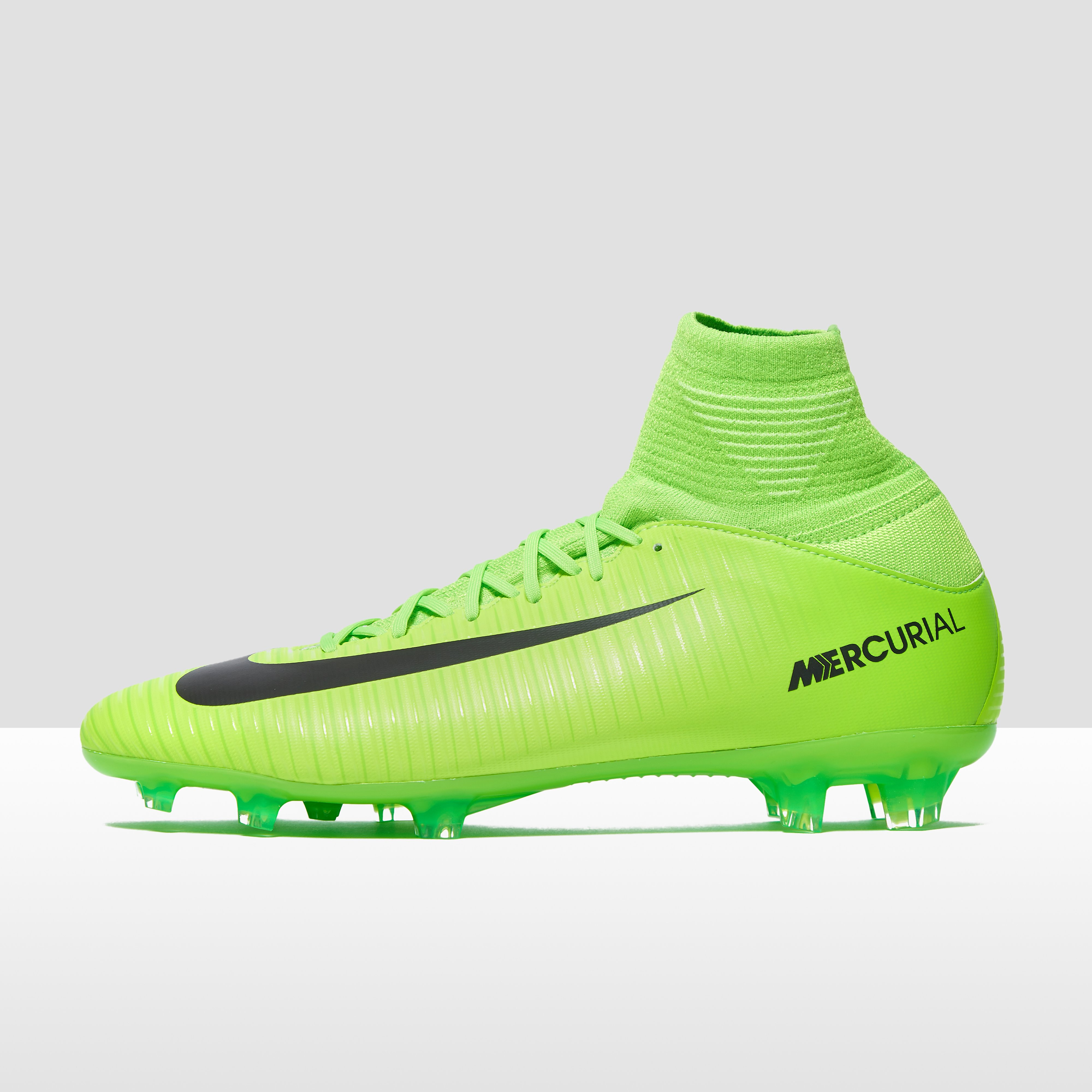 Nike Radiant Flare Mercurial Superfly V FG Junior Football Boots