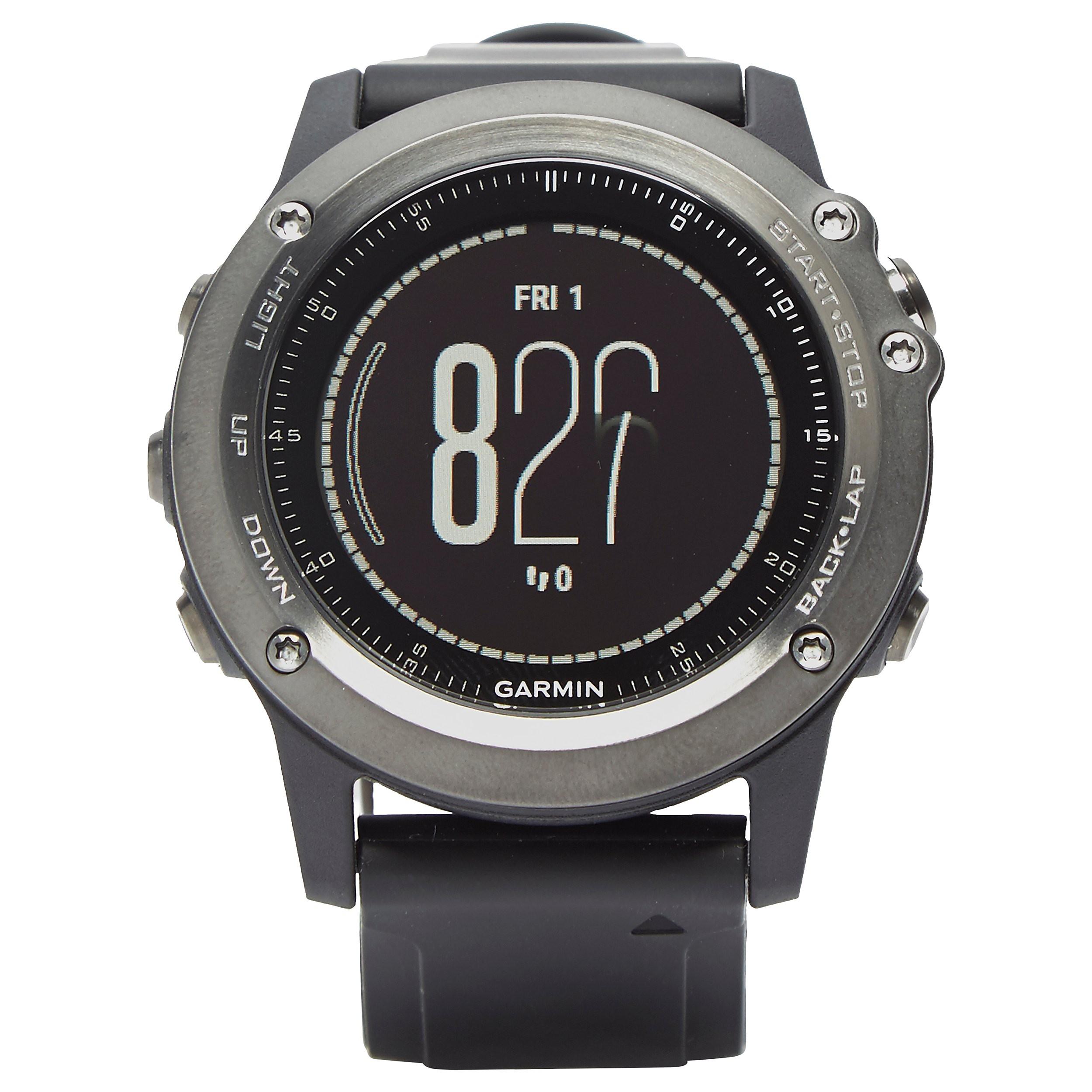 Garmin FENIX 3 HR SAPPHIRE GPS