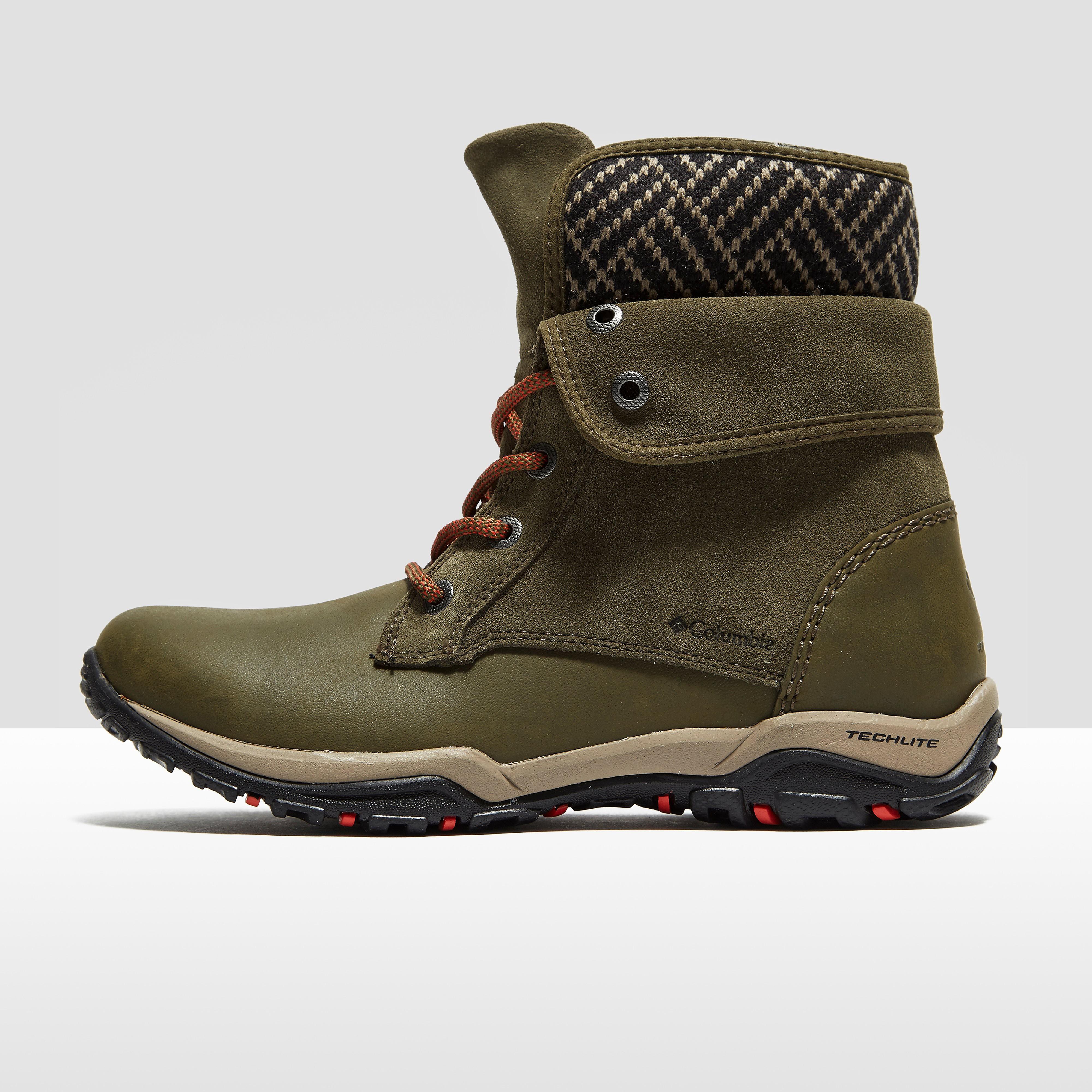 Columbia Women's Cityside Fold Waterproof Winter boots