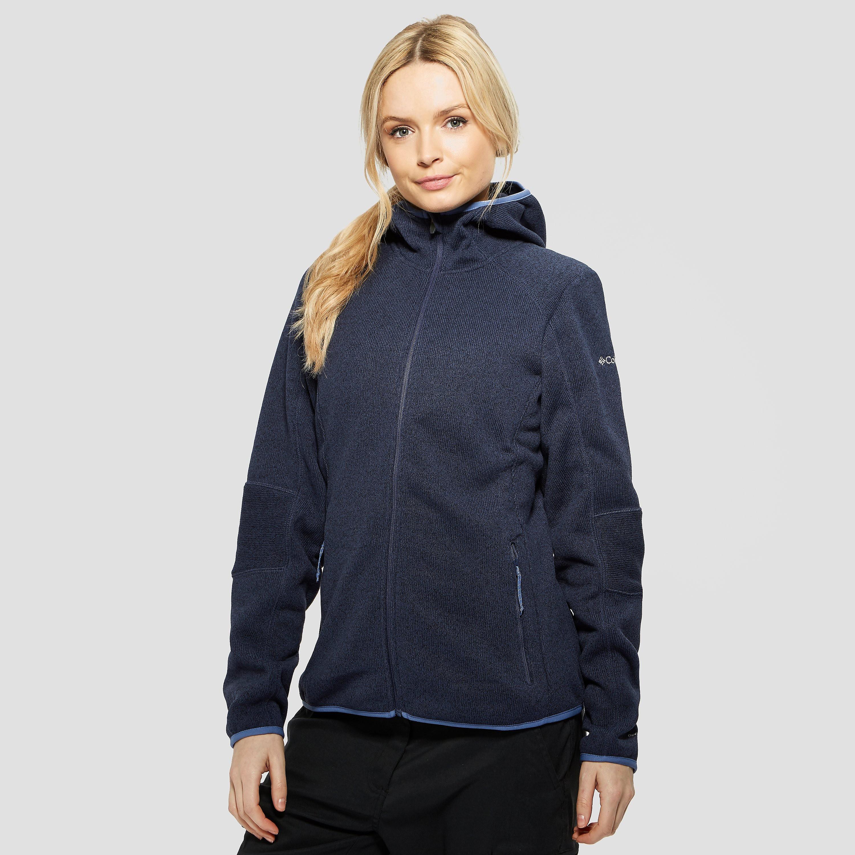 Columbia Women's Altitude Aspect Hooded Fleece Jacket