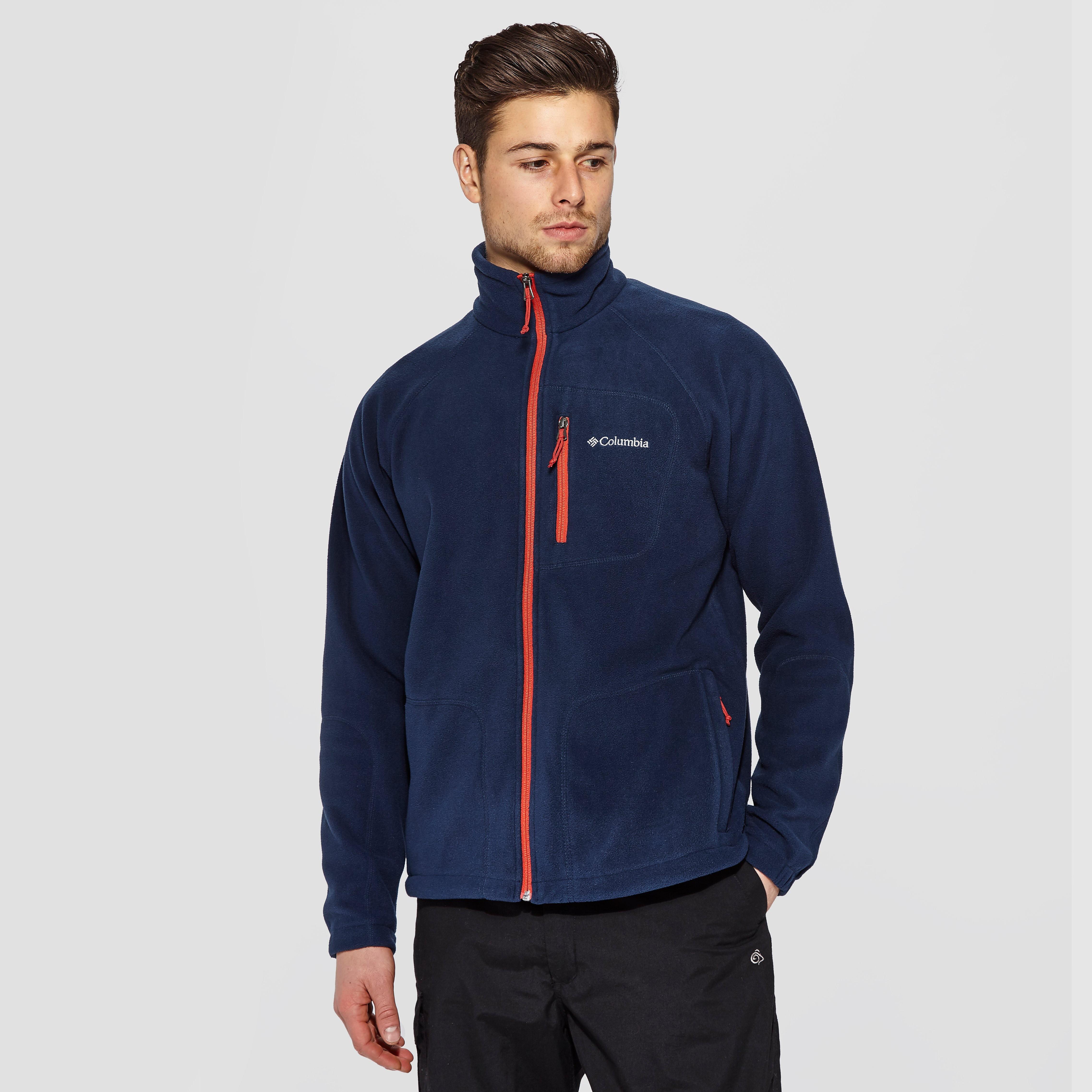 Columbia Manchester United Fast Trek II Full Zip Men's Fleece Jacket