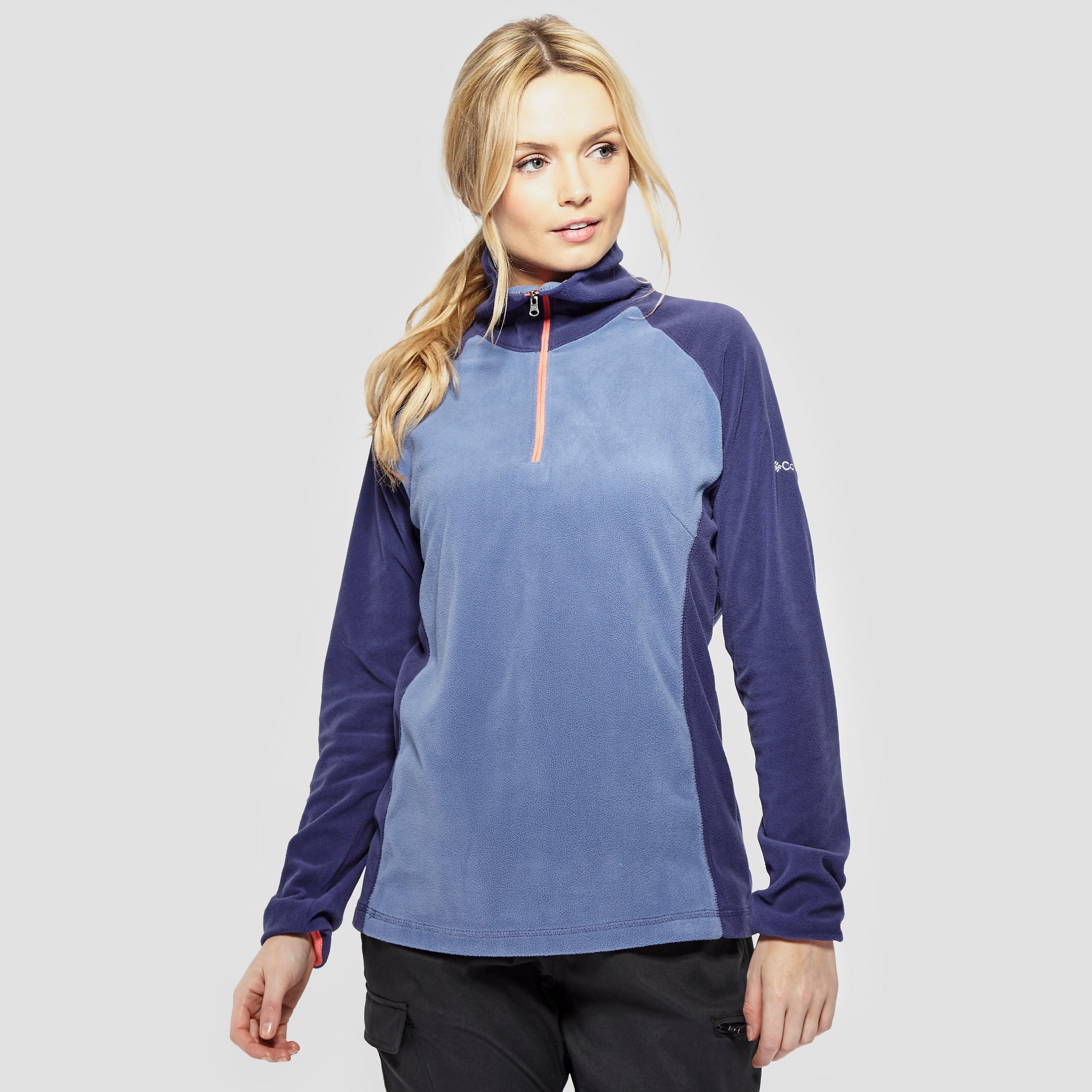 Columbia Women's Glacial Half-Zip Fleece III