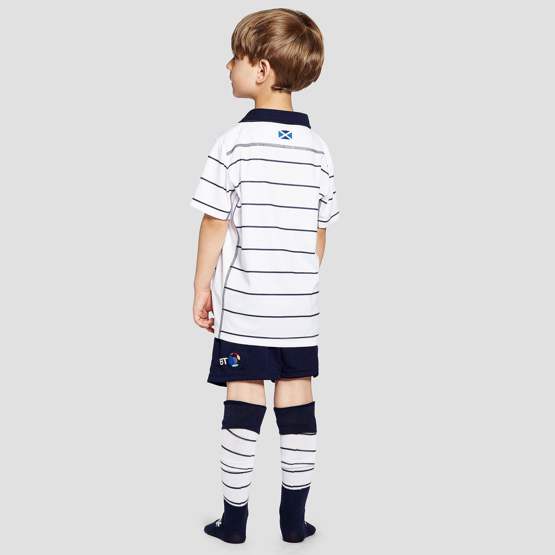 Macron Children's Official Scotland Away 2016/17 Match Jersey