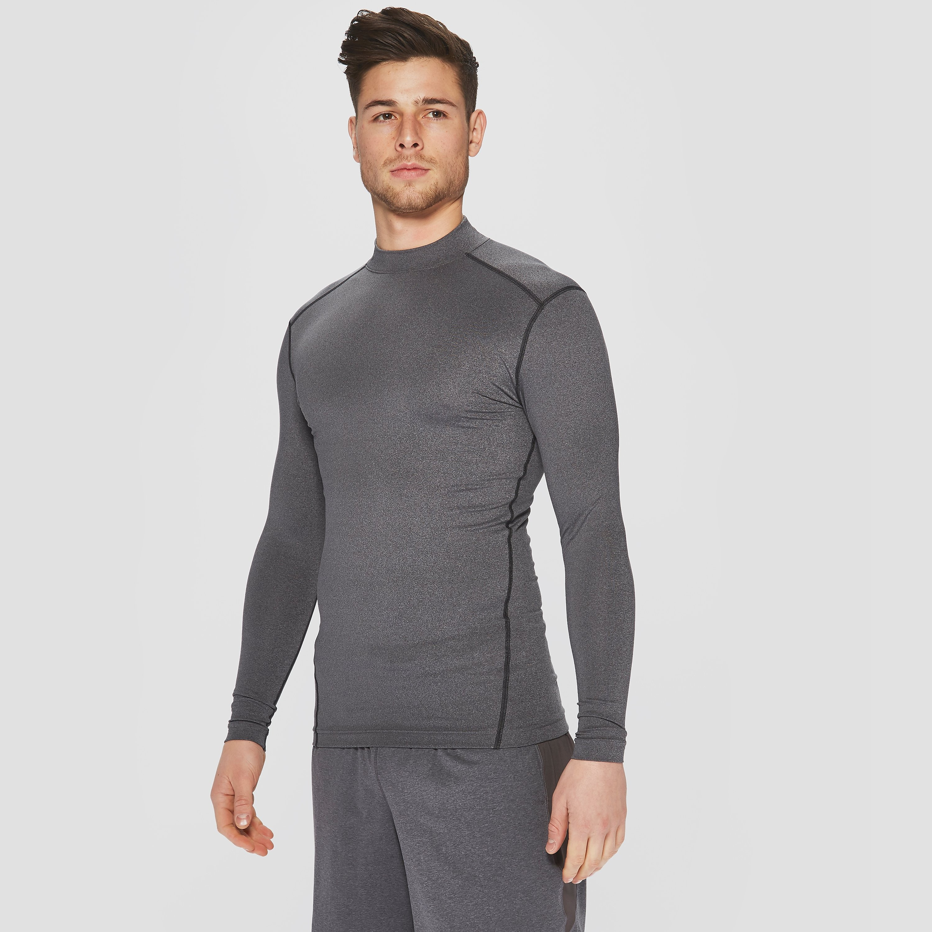 Under Armour ColdGear Armour Compression Mock Men's Running Top