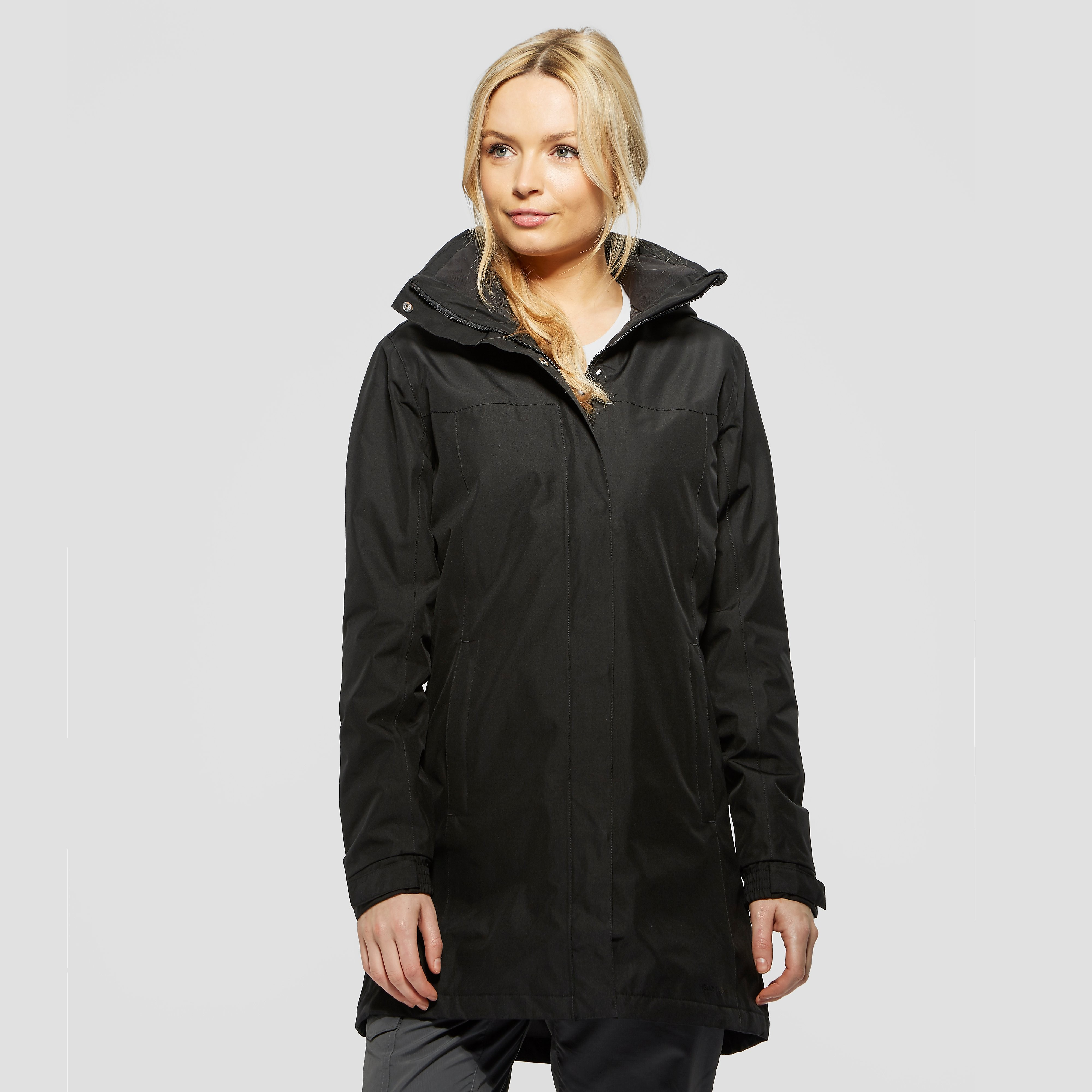 Helly Hansen Women's Aden Long Insulated Jacket