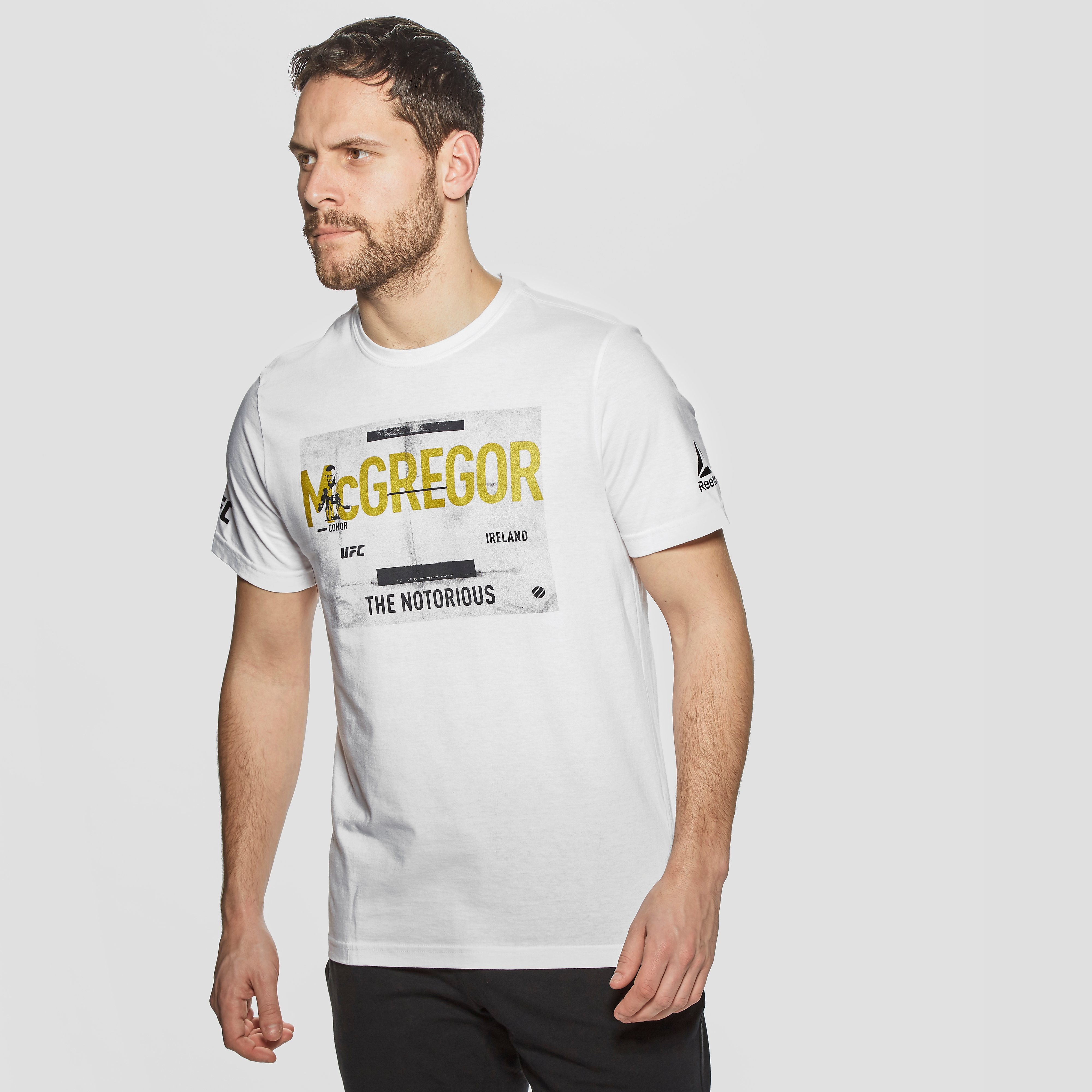 Reebok UFC Conor McGregor Fighter Men's T-Shirt