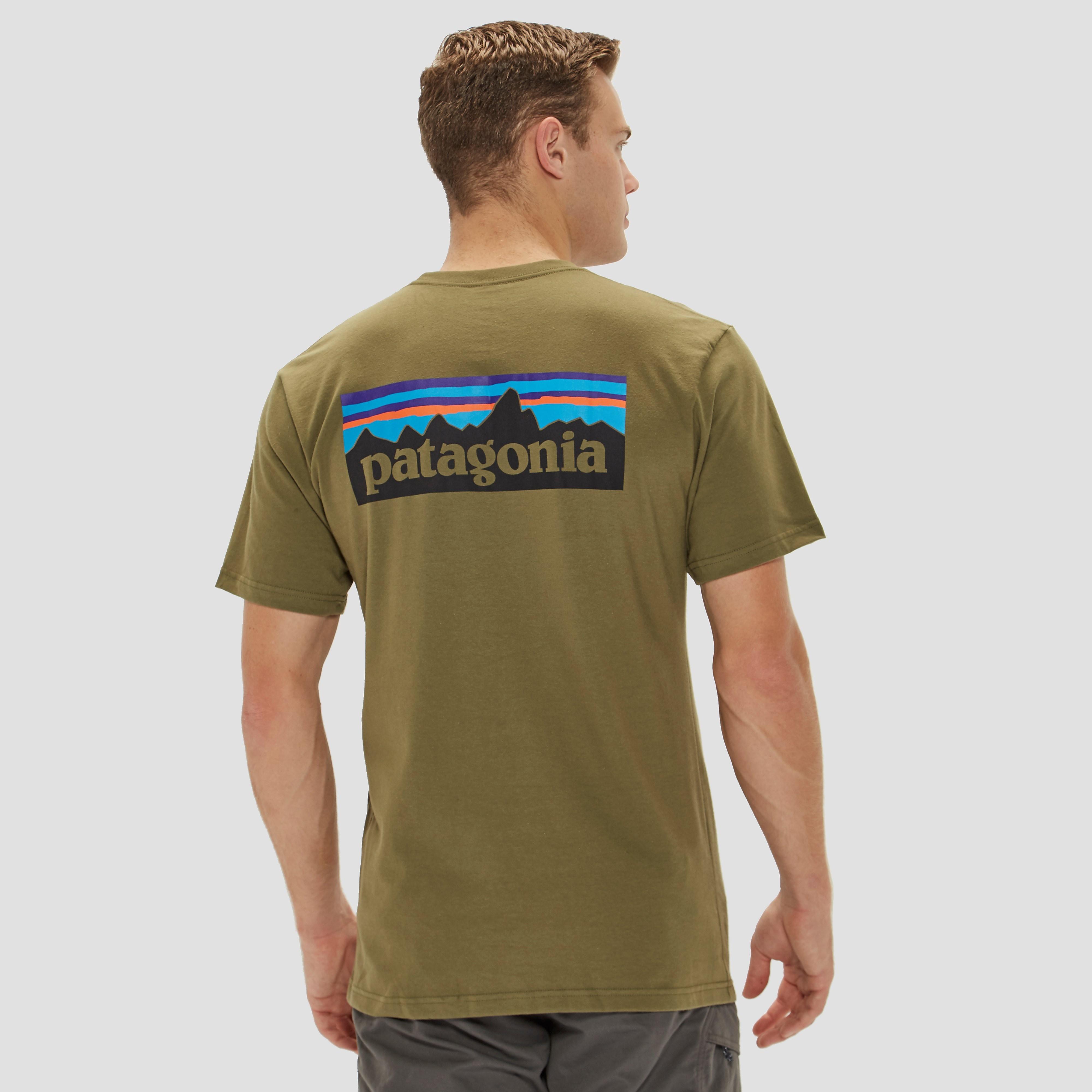 Patagonia P-6 Logo Men's T-shirt