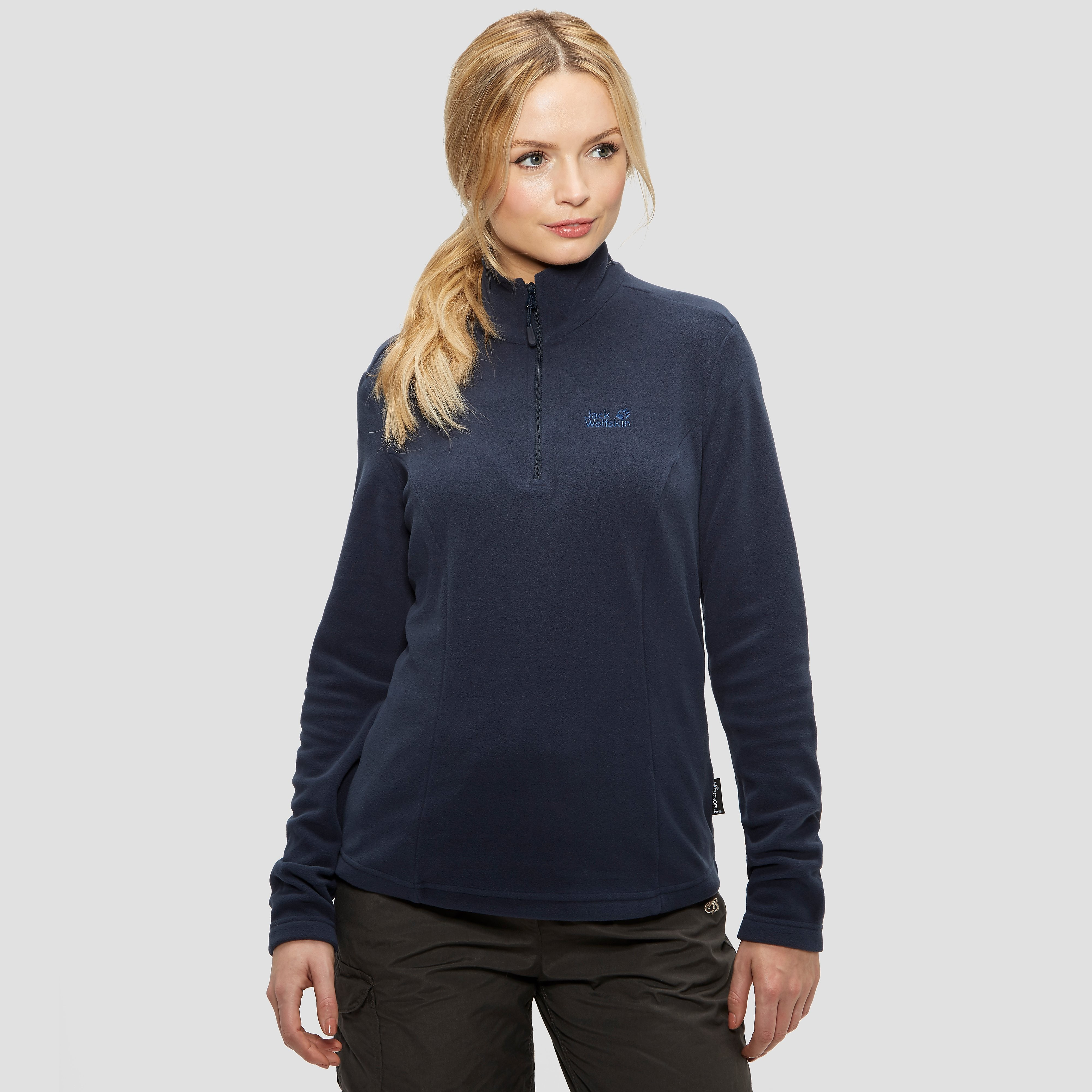 Jack Wolfskin Women's Gecko Fleece Jumper