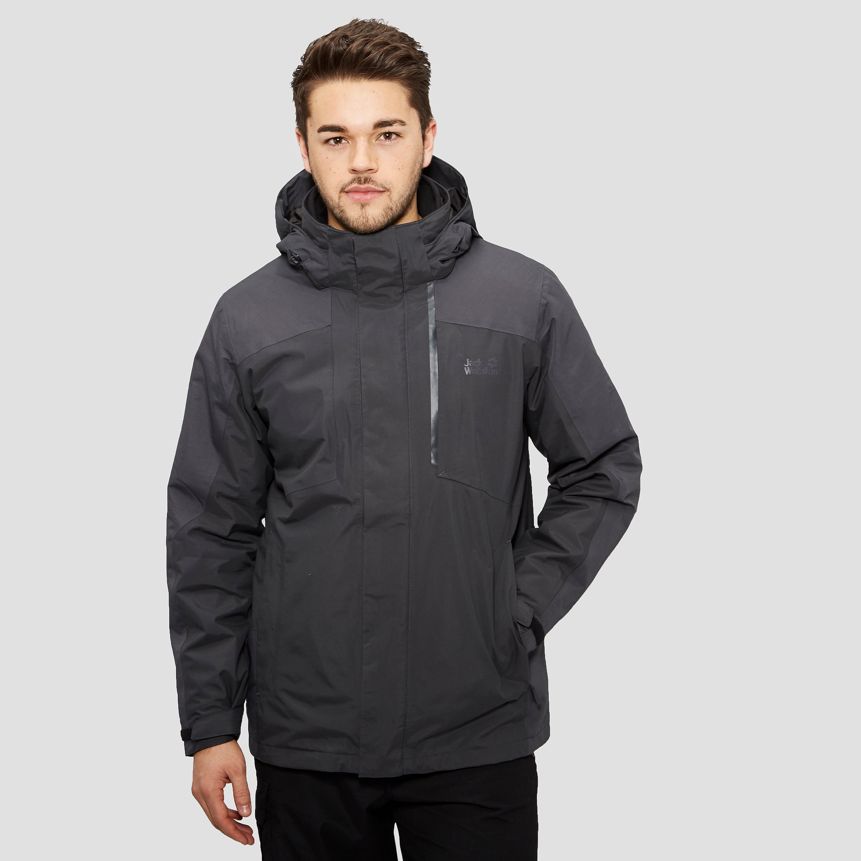 JACK WOLFSKIN VIKING SKY 3-in-1 Men's Jacket