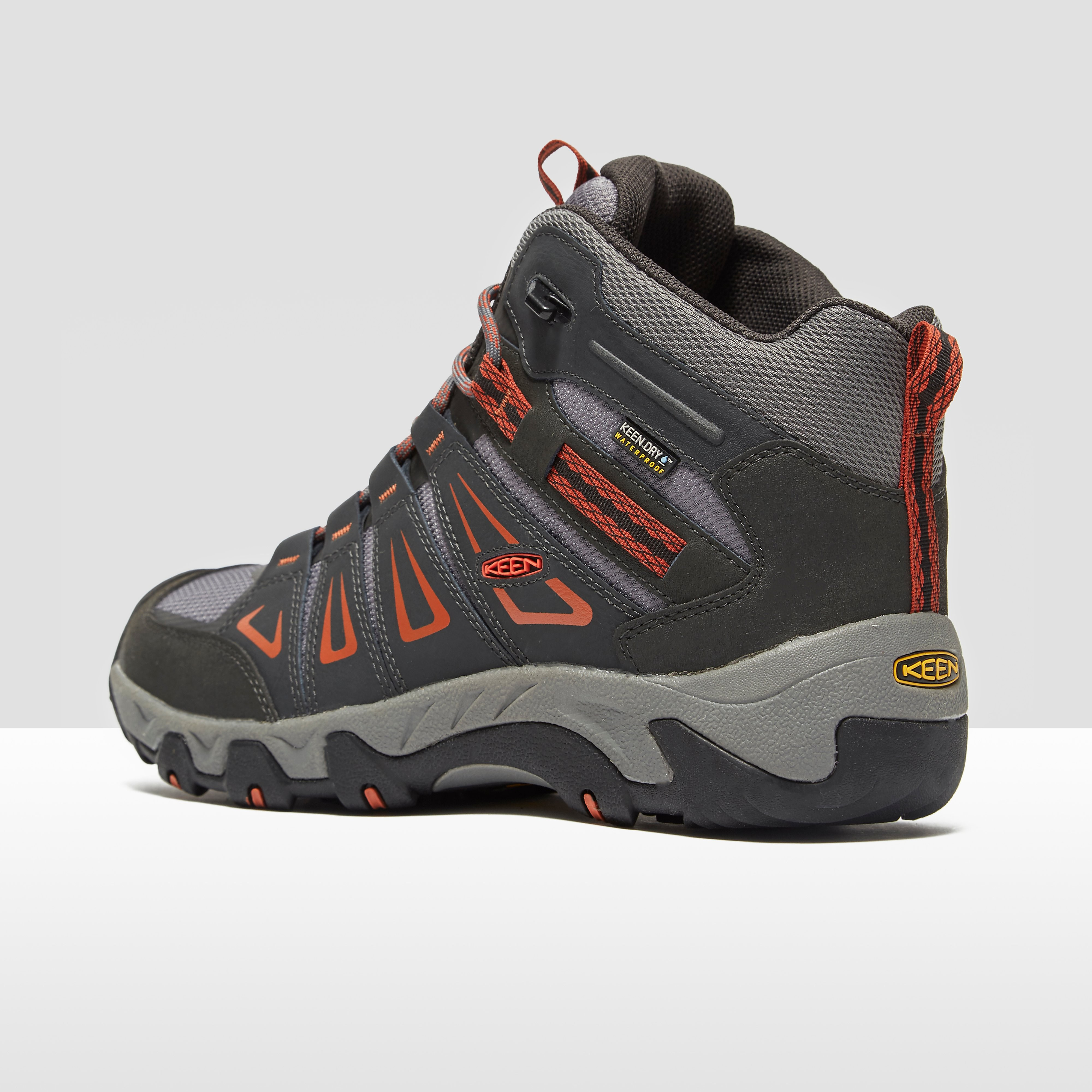 Keen Oakridge Mid Waterproof Men's Hiking Boot