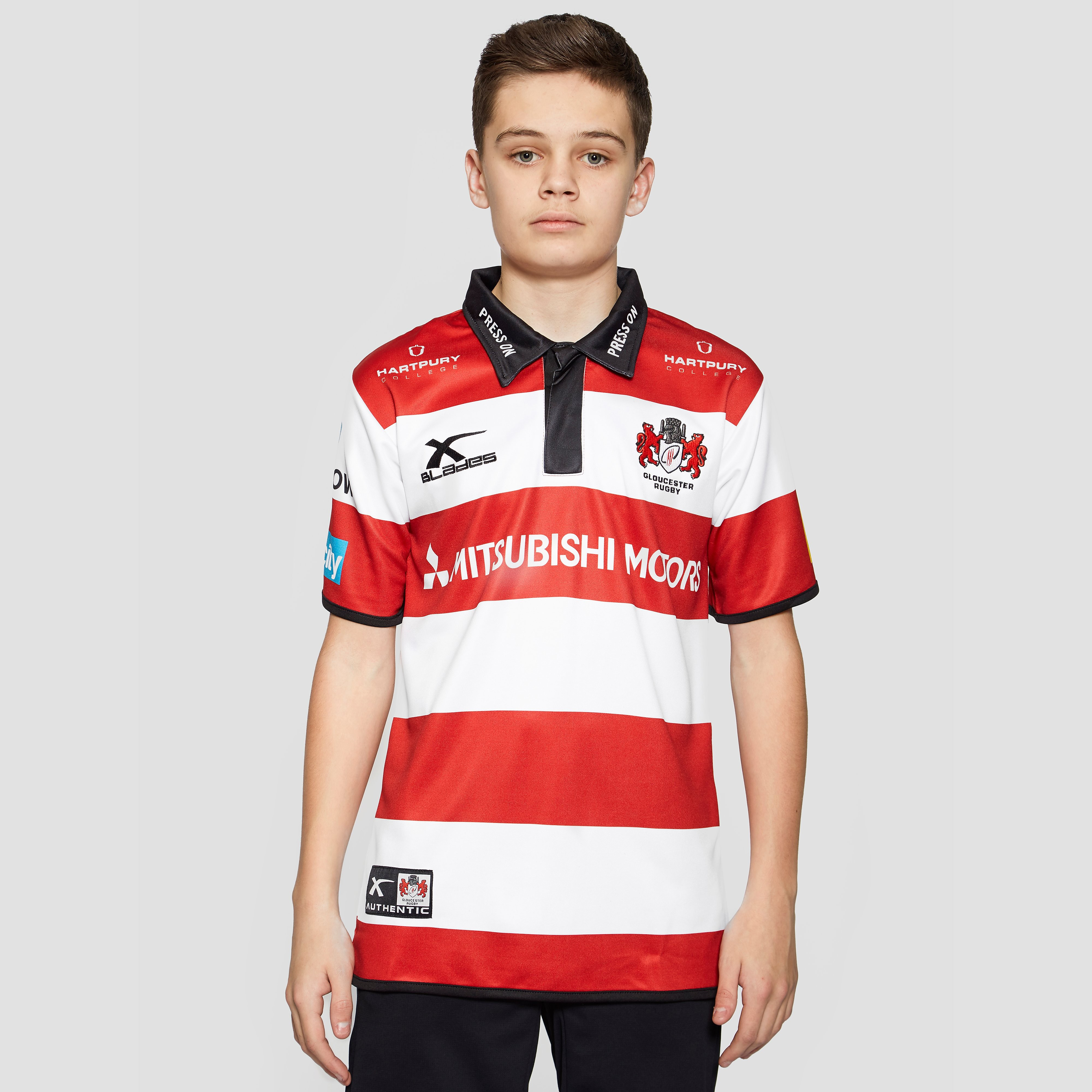 X Blades Junior's Gloucester 2016/17 Supporters Home Shirt