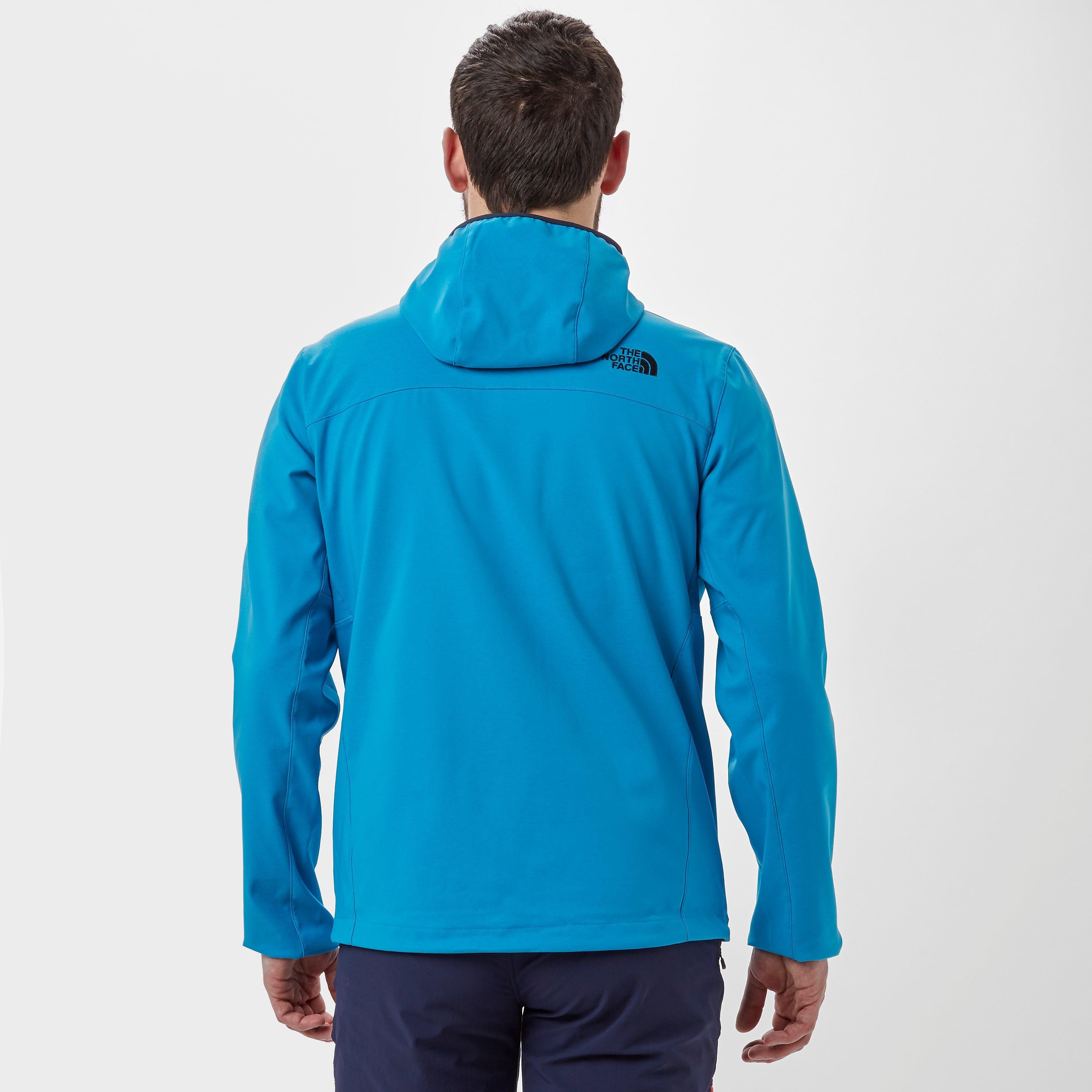 The North Face Nimbell Softshell Hooded Men's Jacket