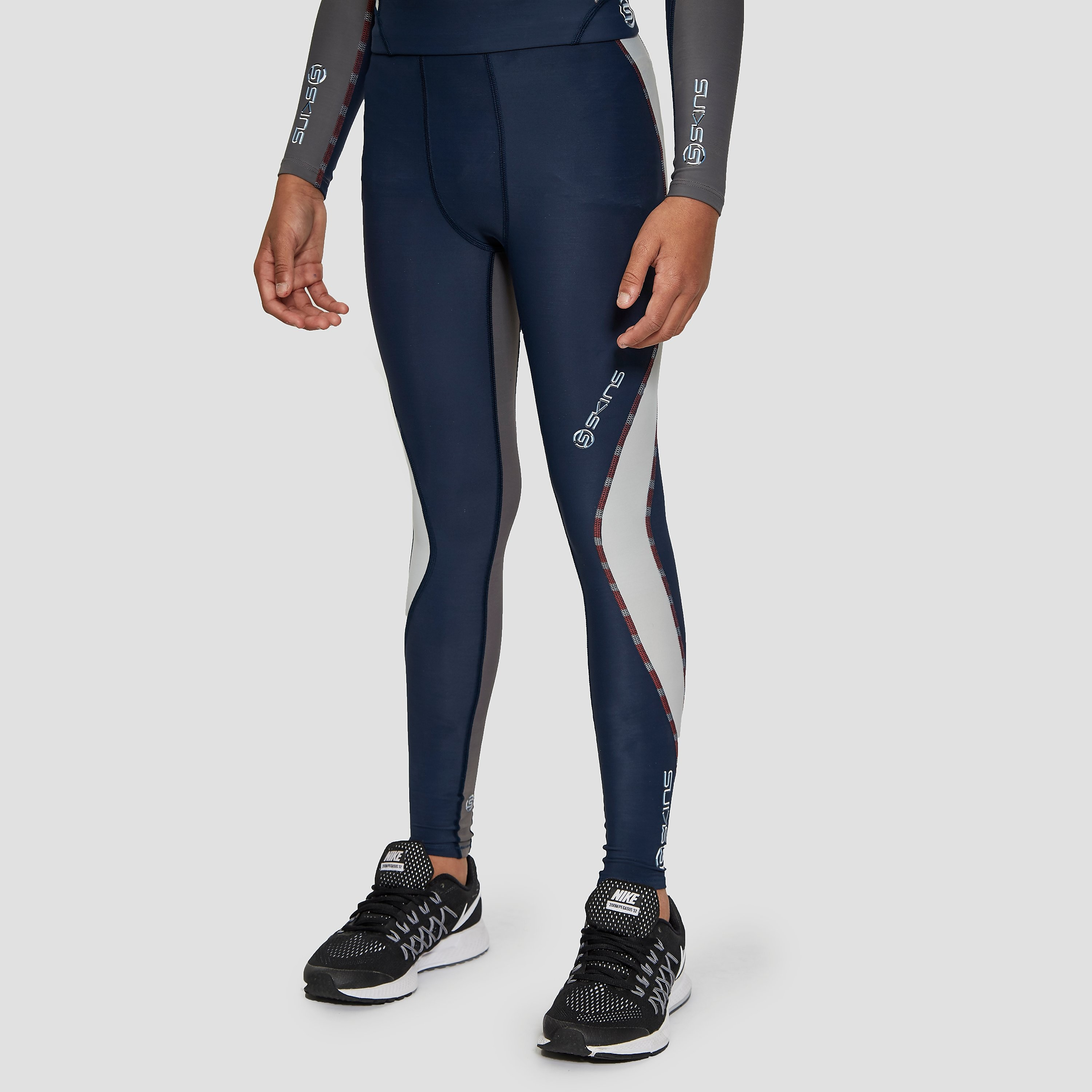 Skins DNAmic Junior Long Compression Tights