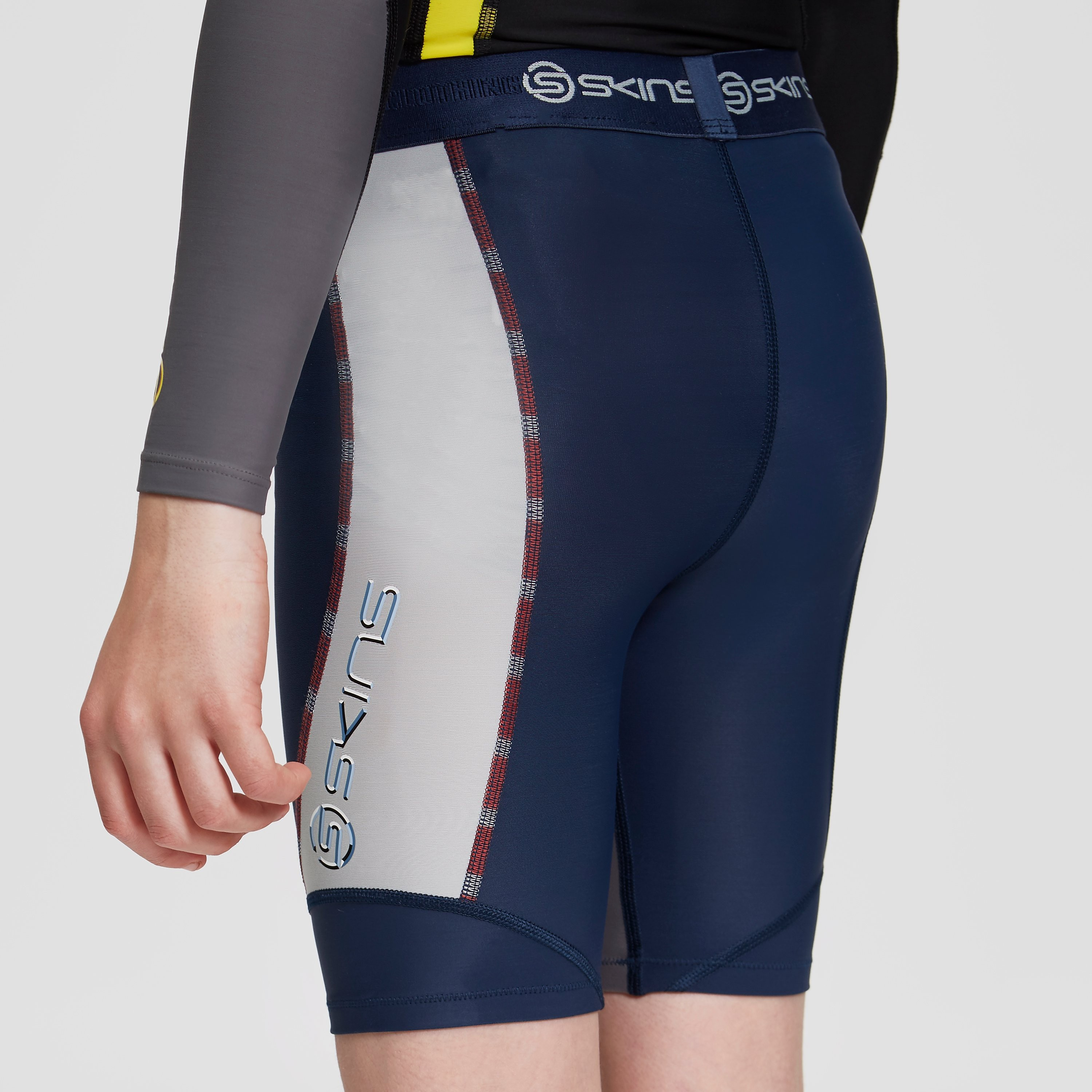 Skins Half Compression Youth Tights