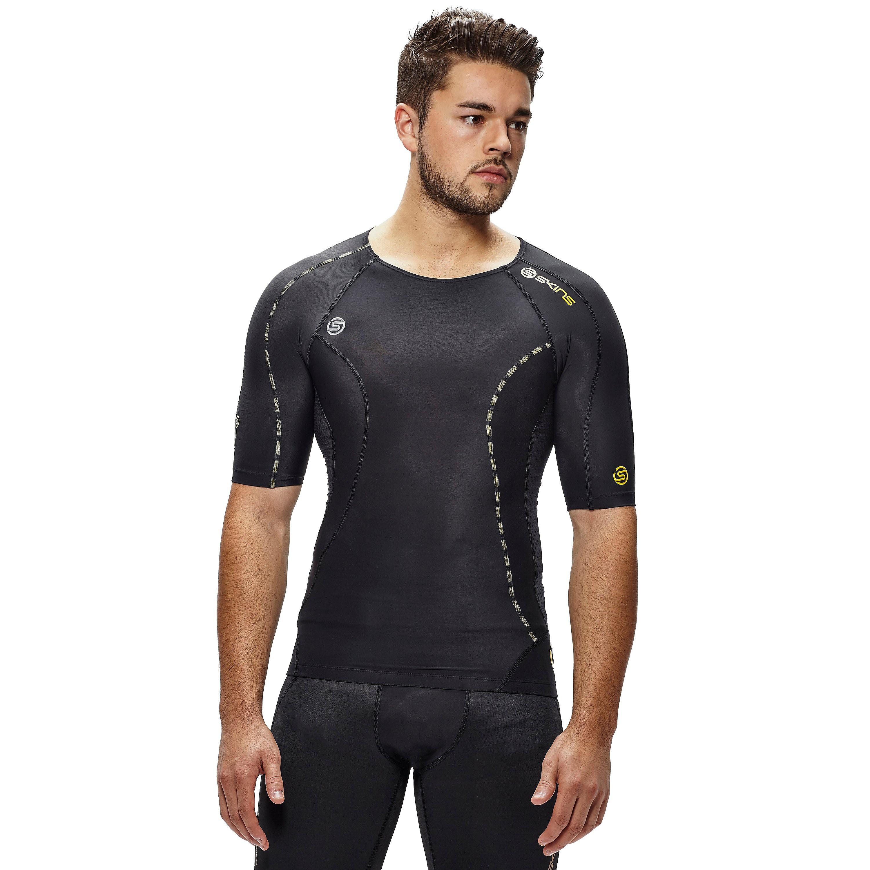Skins DNAMIC Short Sleeved Men's Base Layer Top