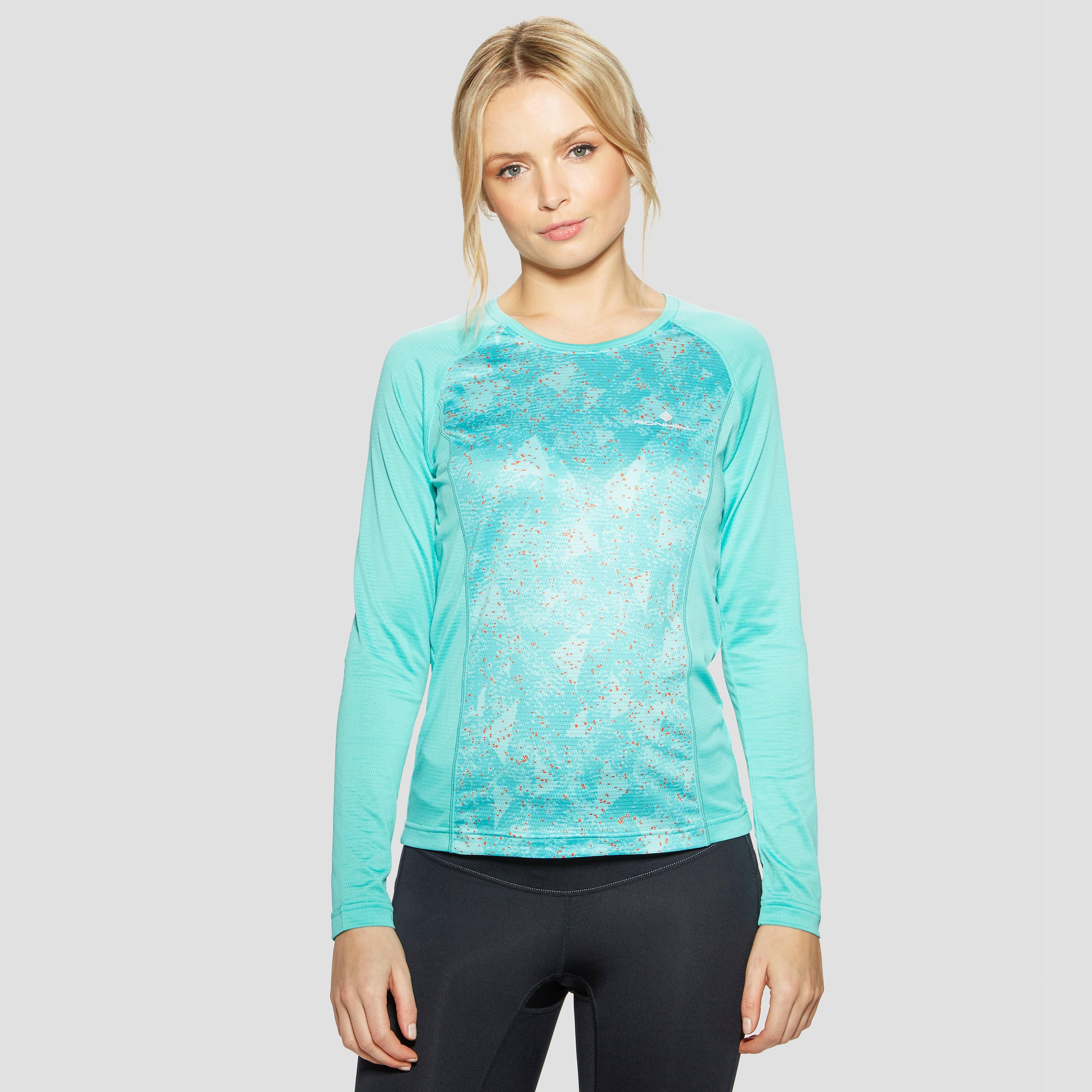 Ronhill Vizion Motion Long Sleeve Women's T-Shirt