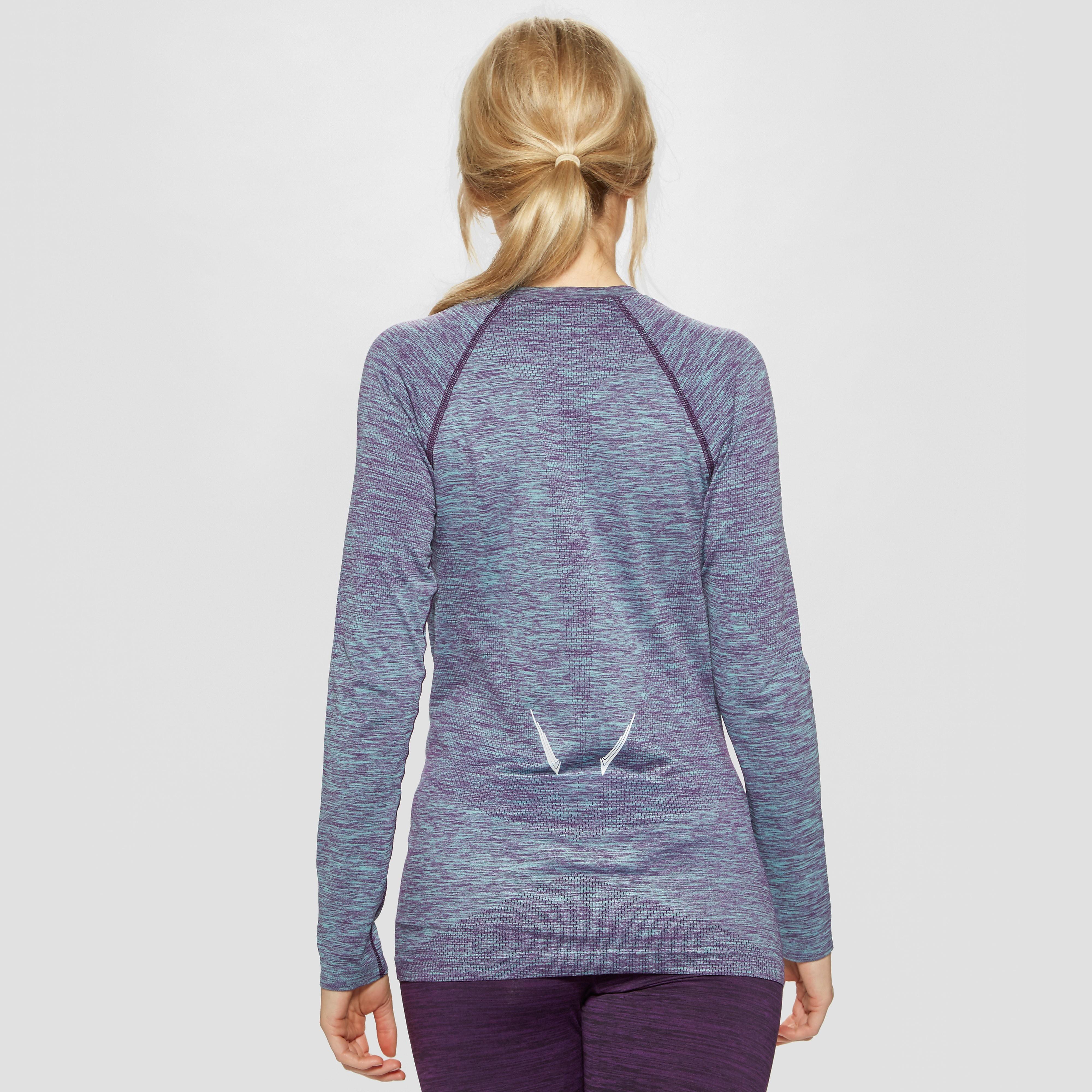 Ronhill Infinity Spacedye Long Sleeve Women's Running Top