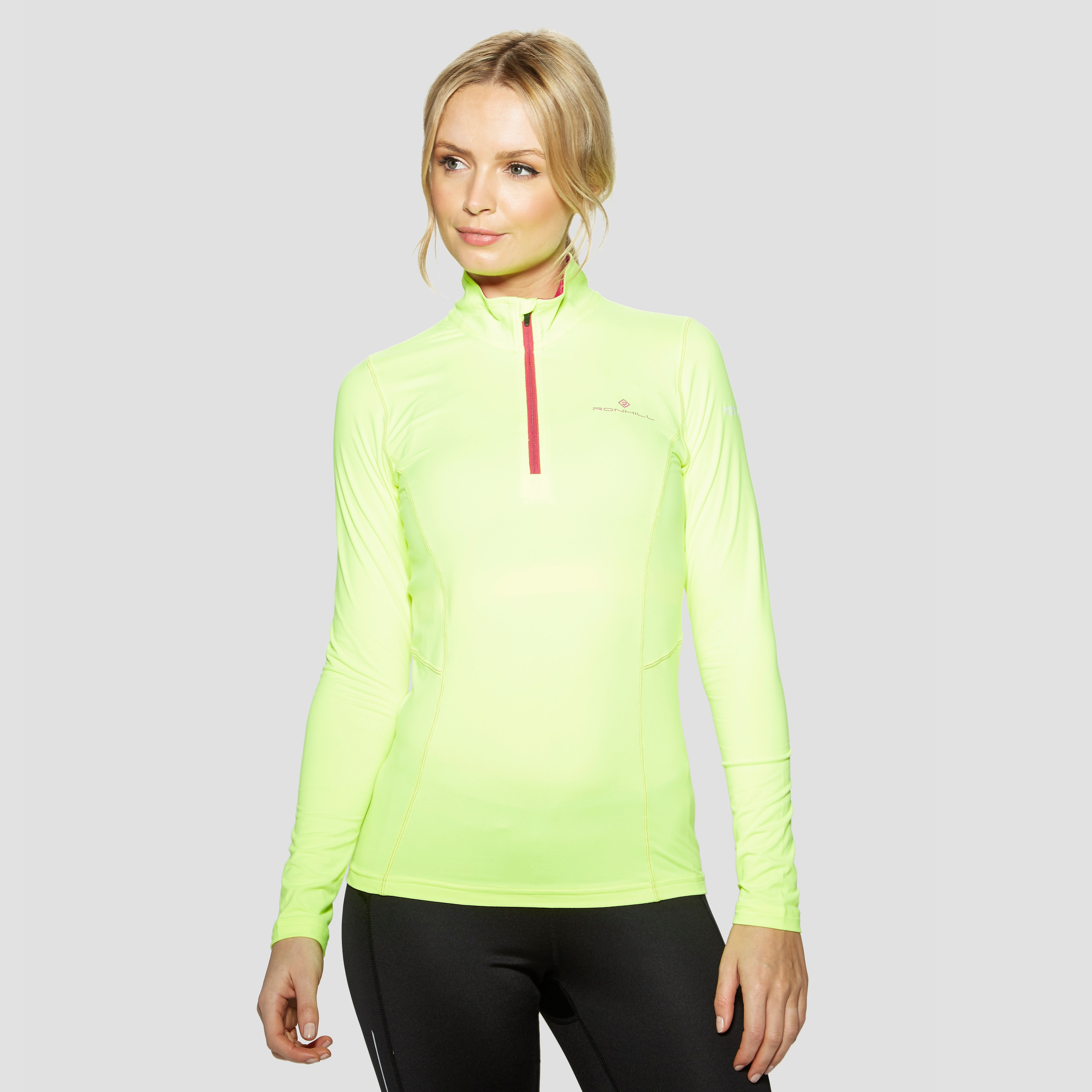 Ronhill Advance Thermal Half Zip Top