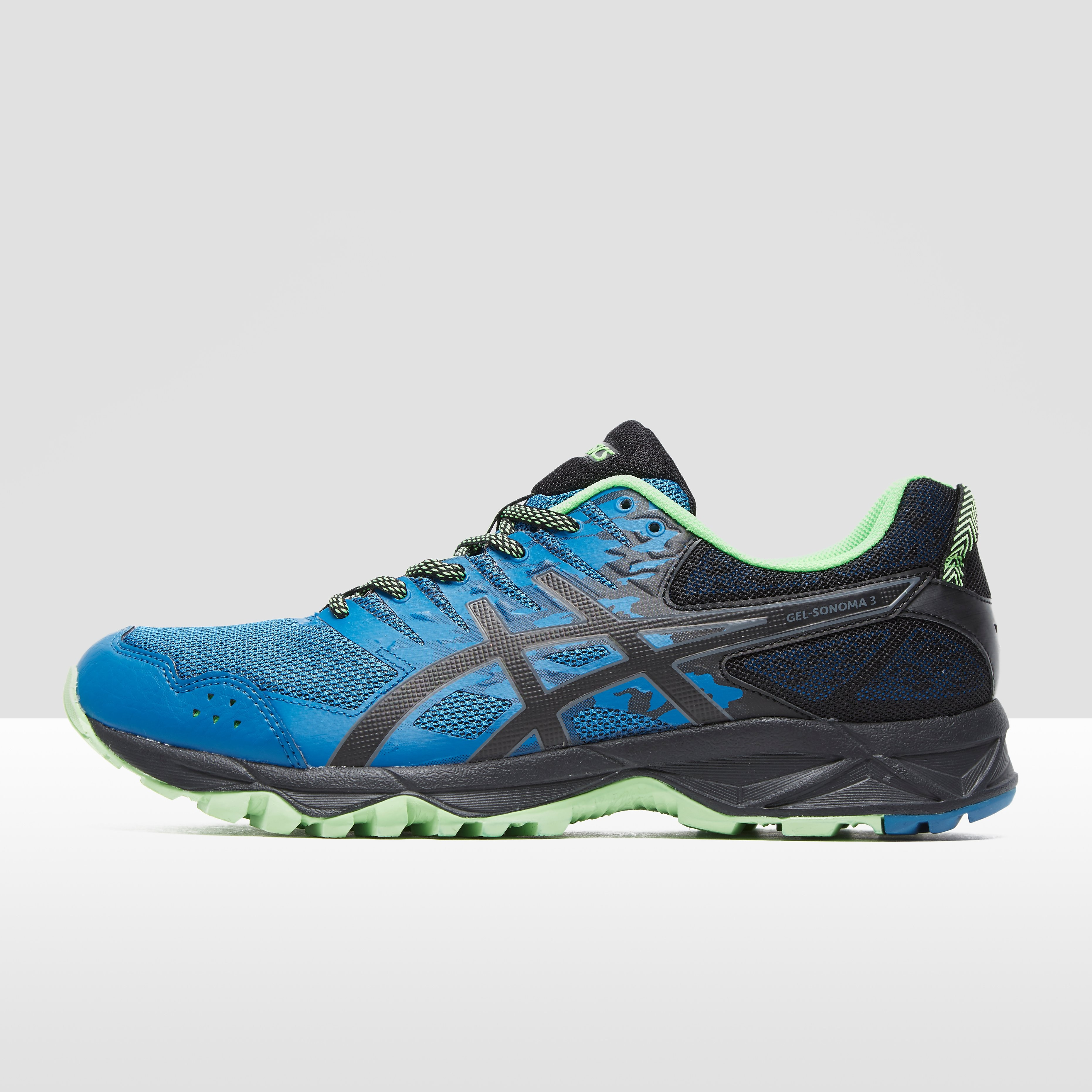 Asics Men's GEL- Sonoma 3 Trail Running Shoes