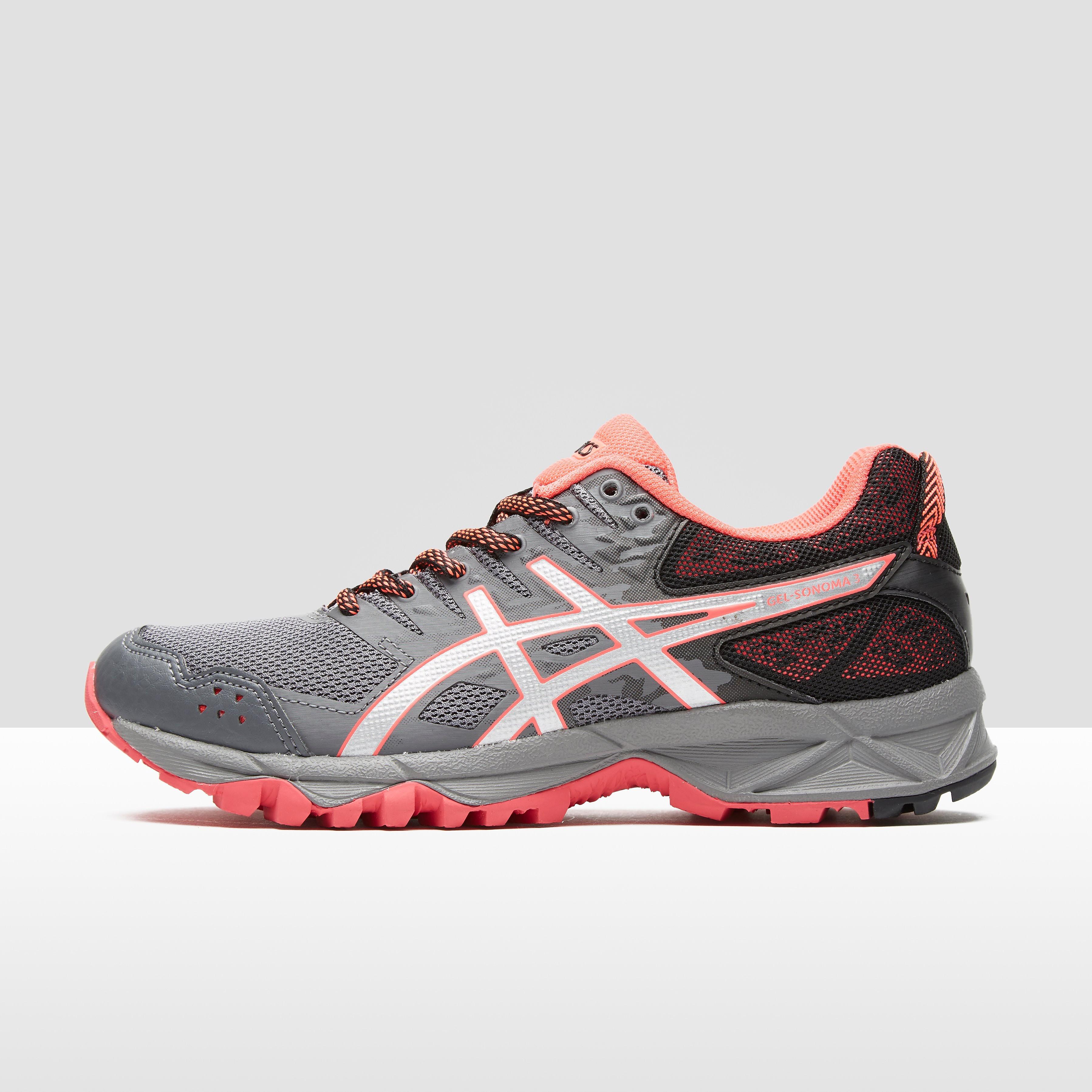 ASICS GEL- Sonoma 3 Women's Trail Running Shoes