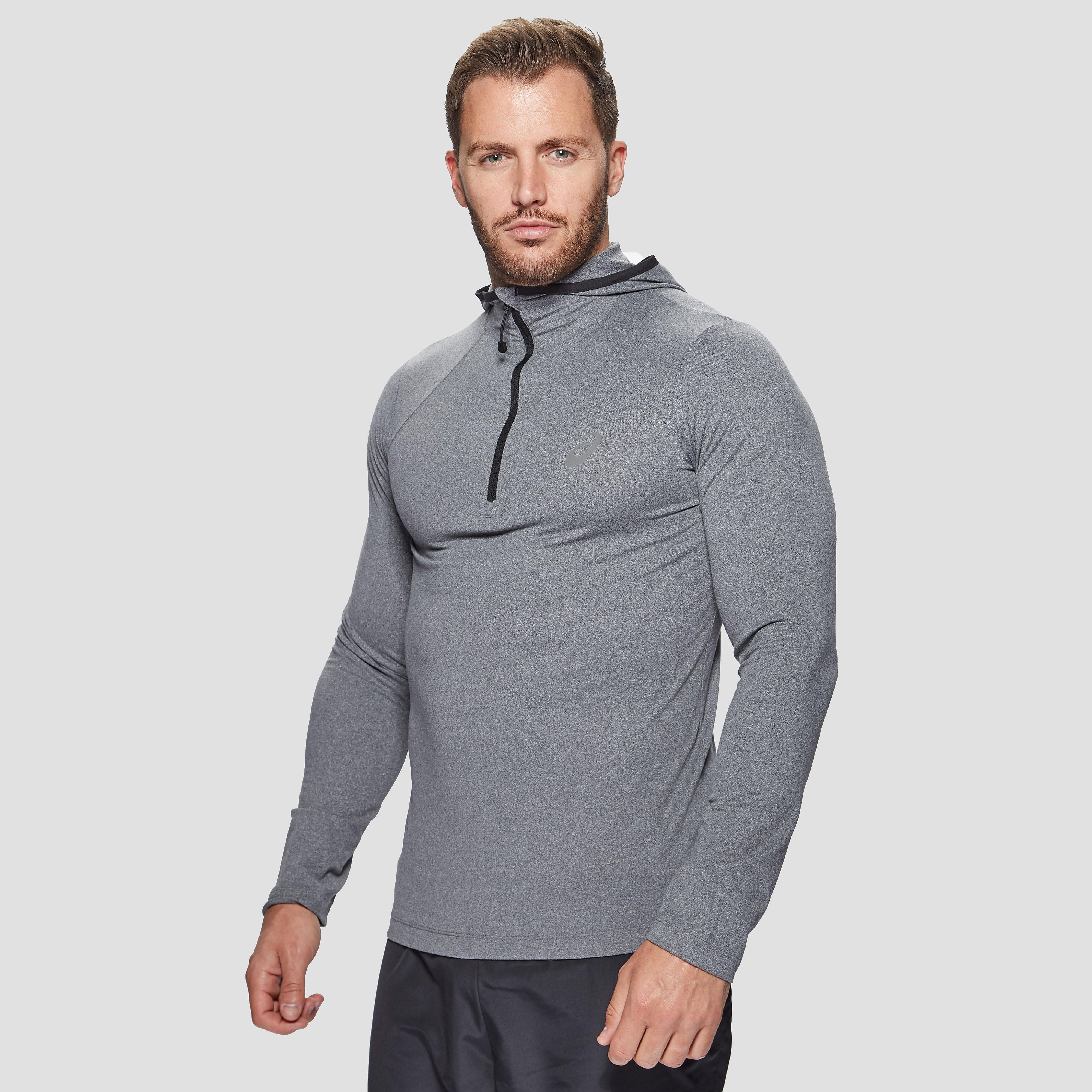 ASICS  Long Sleeved Hooded Men's Top