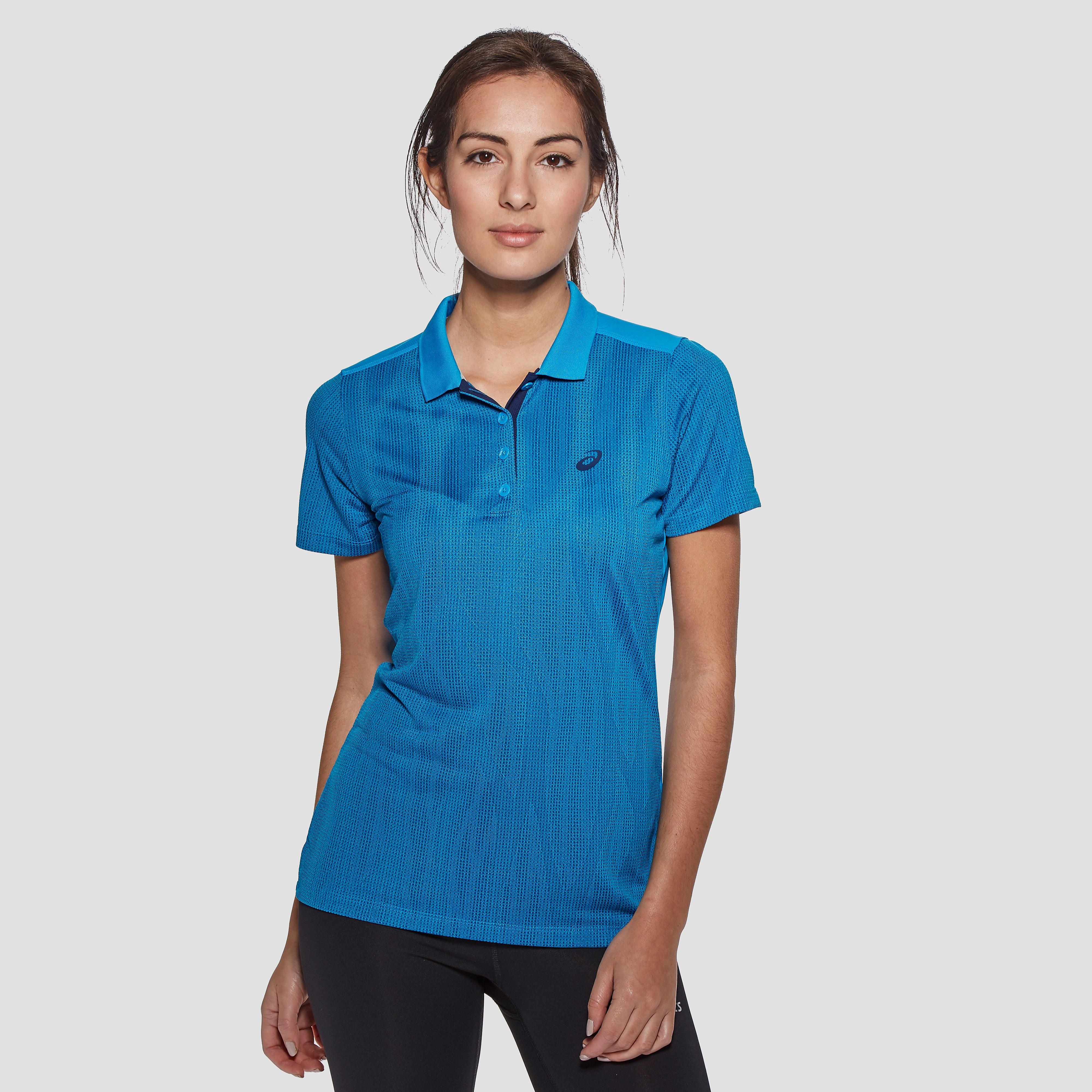 ASICS Club Short Sleeve Women's Polo