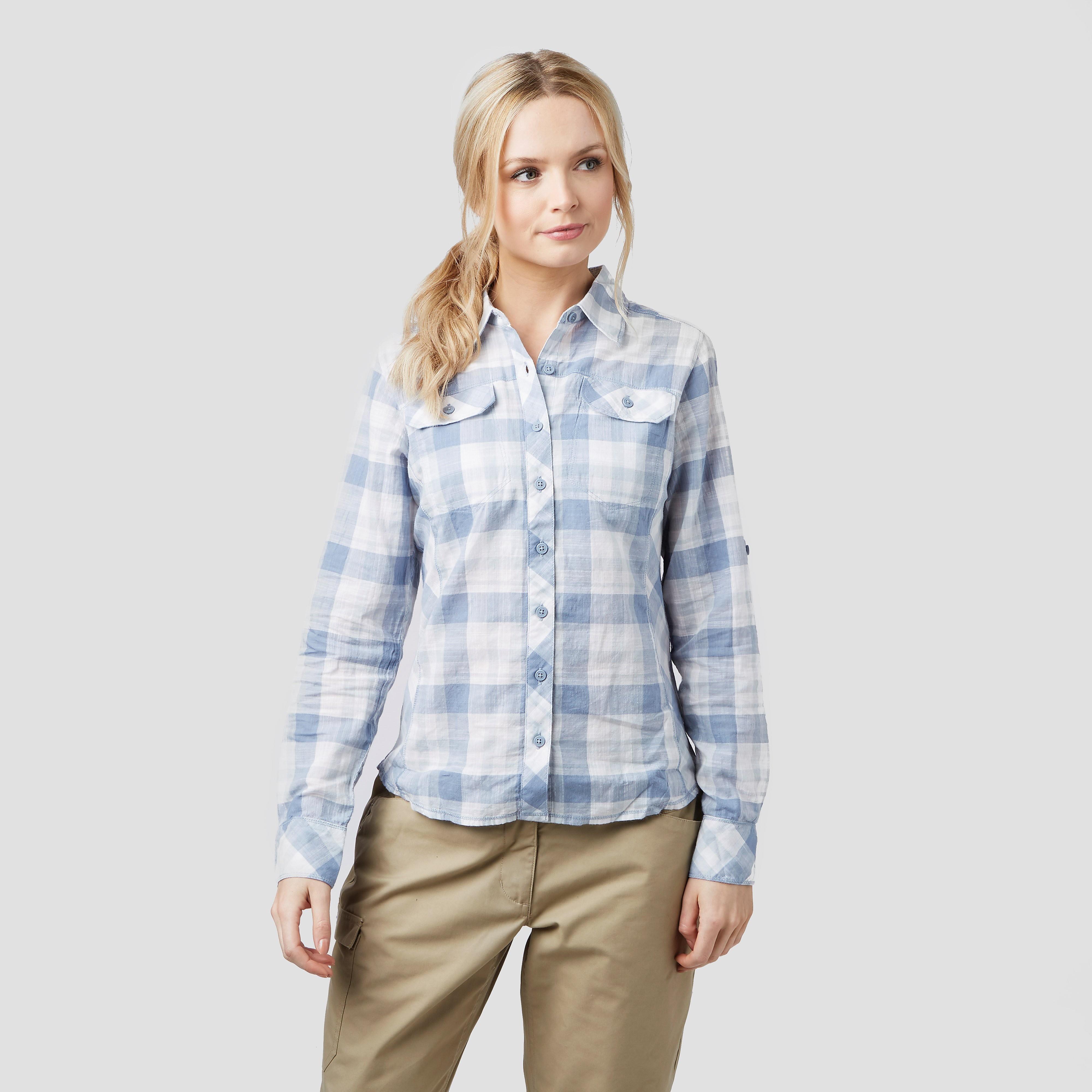Columbia Women's Camp Henry Long-Sleeve Shirt