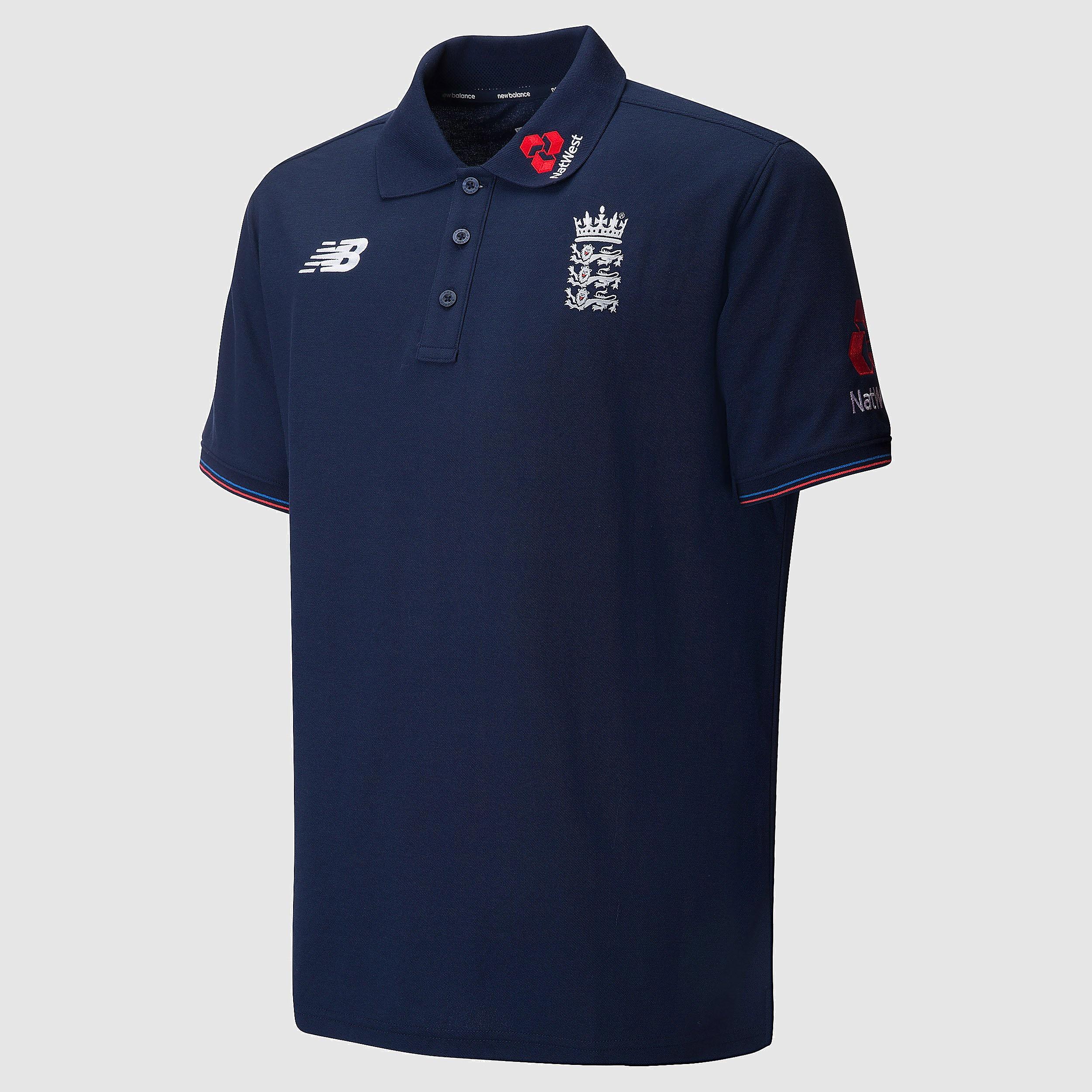 New Balance ECB Men's Polo Shirt