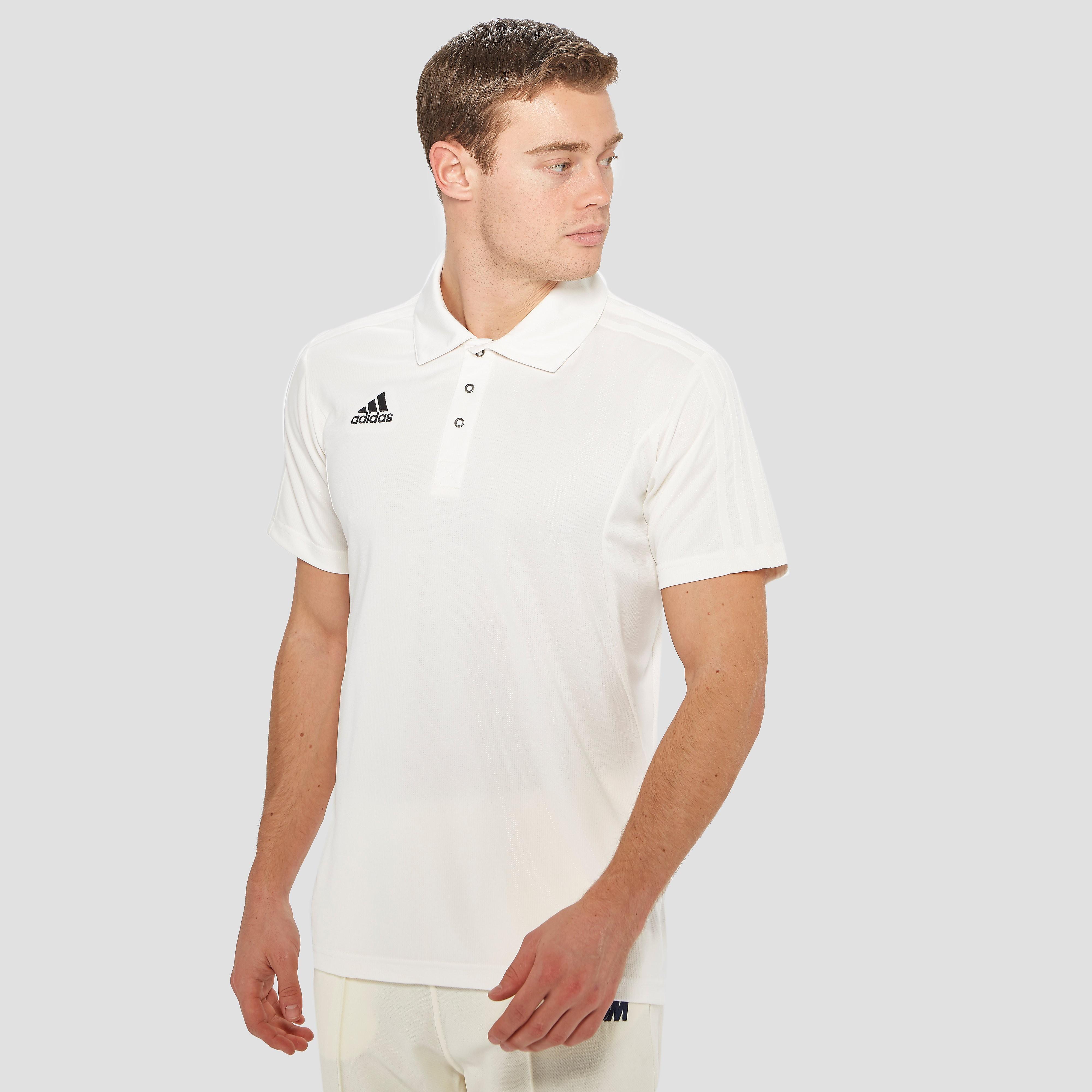 adidas Short Sleeve Men's Cricket Shirt