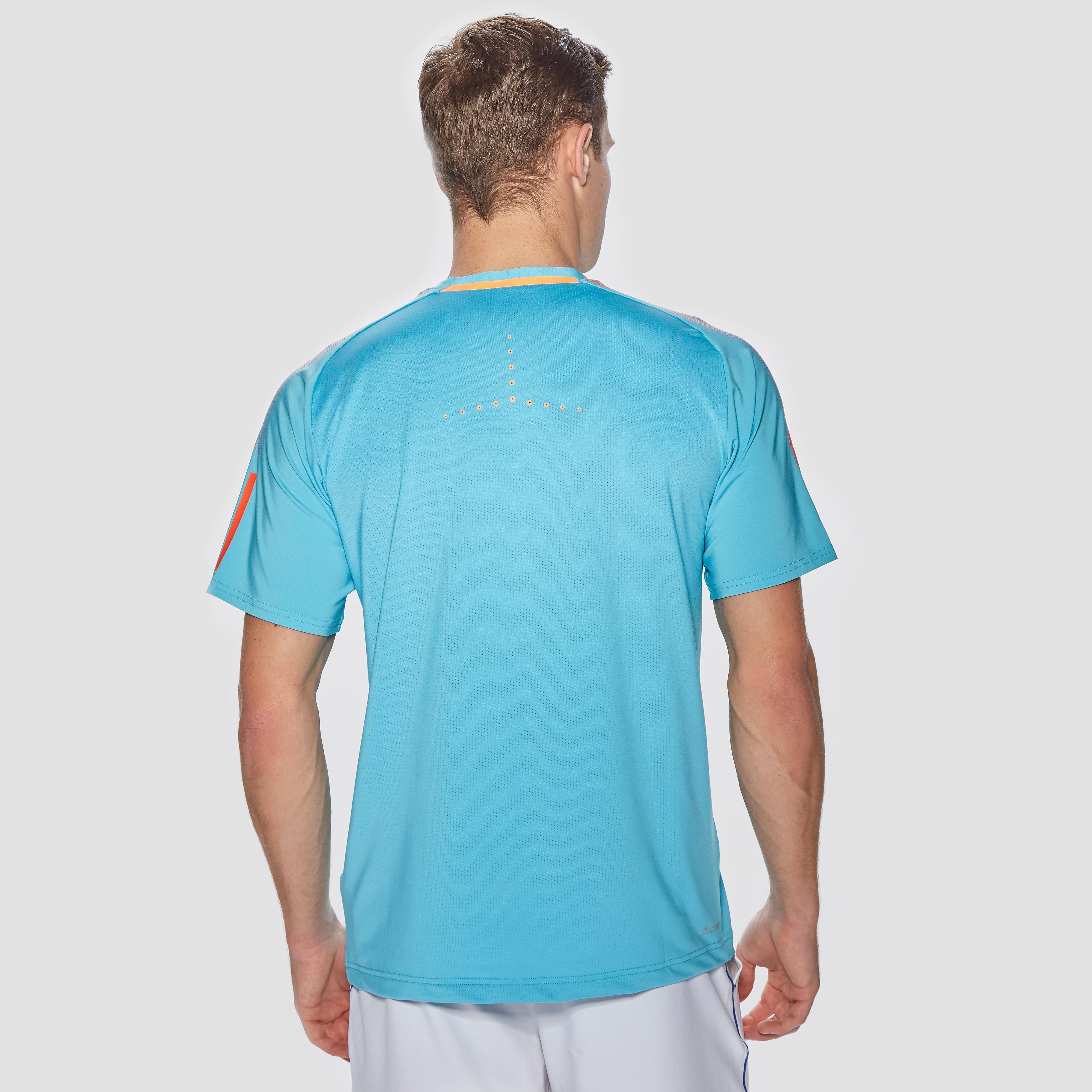 adidas Barricade Short Sleeve Men's T- Shirt