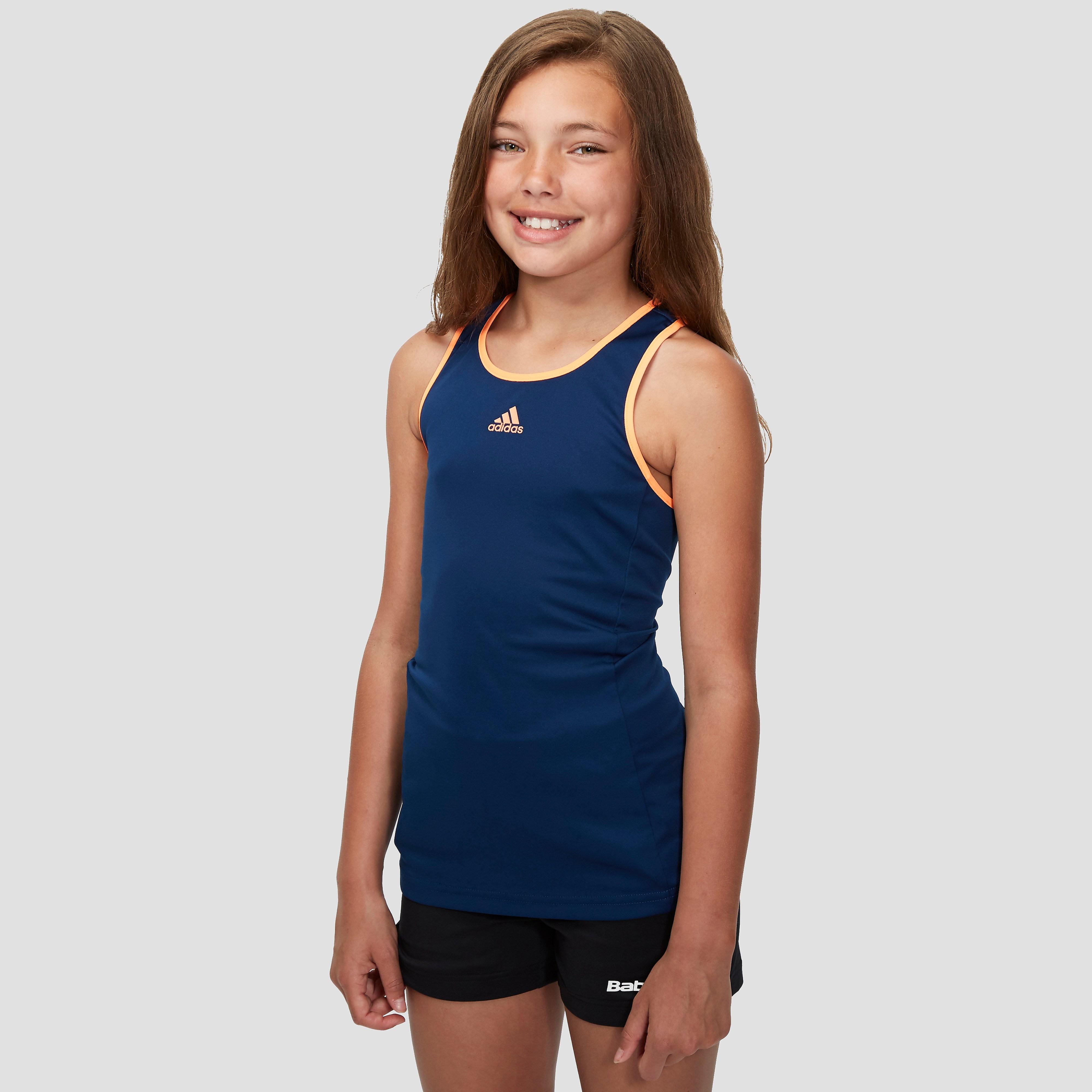adidas Melbourne Girl's Tennis Tank Top
