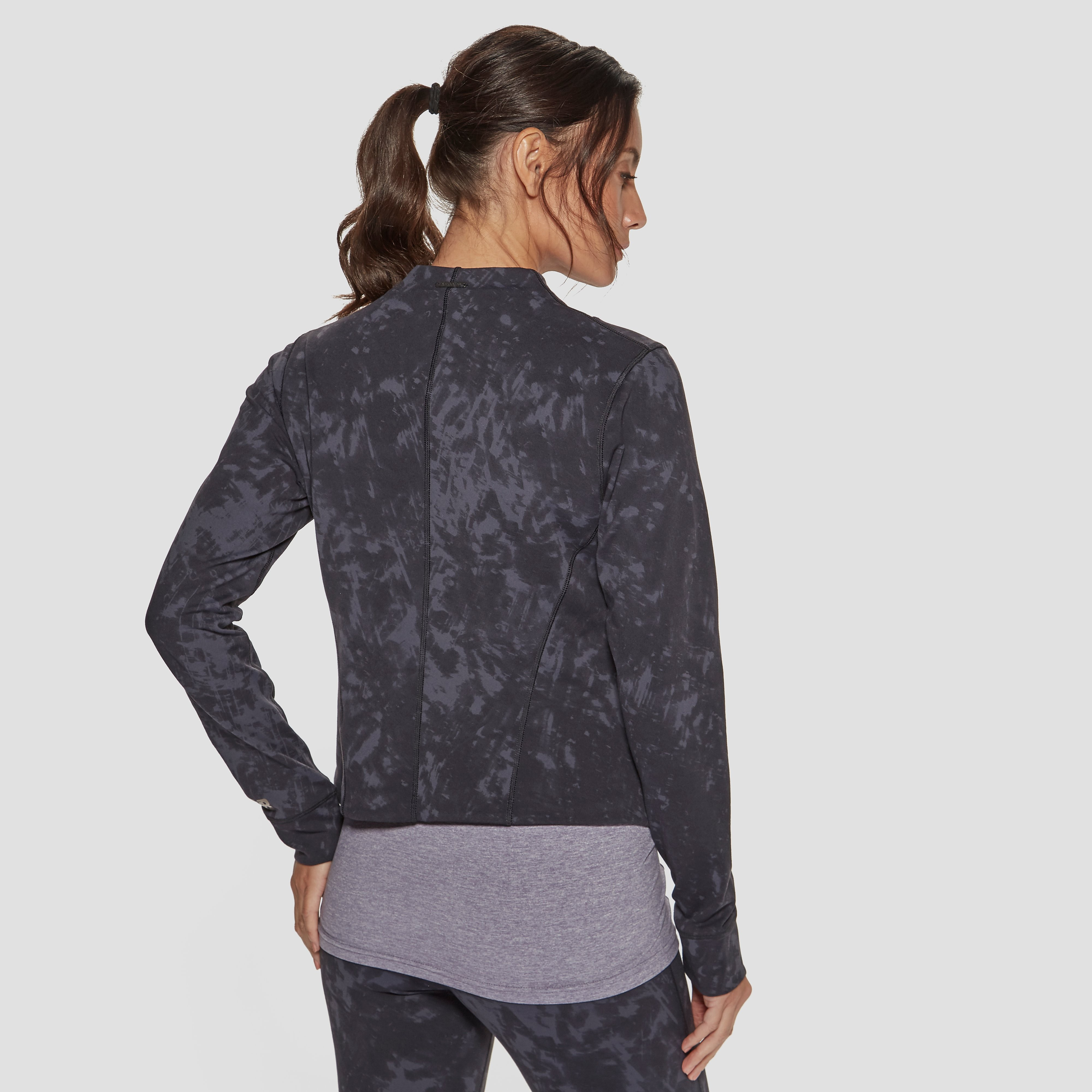 New Balance Women's Printed Bomber Jacket