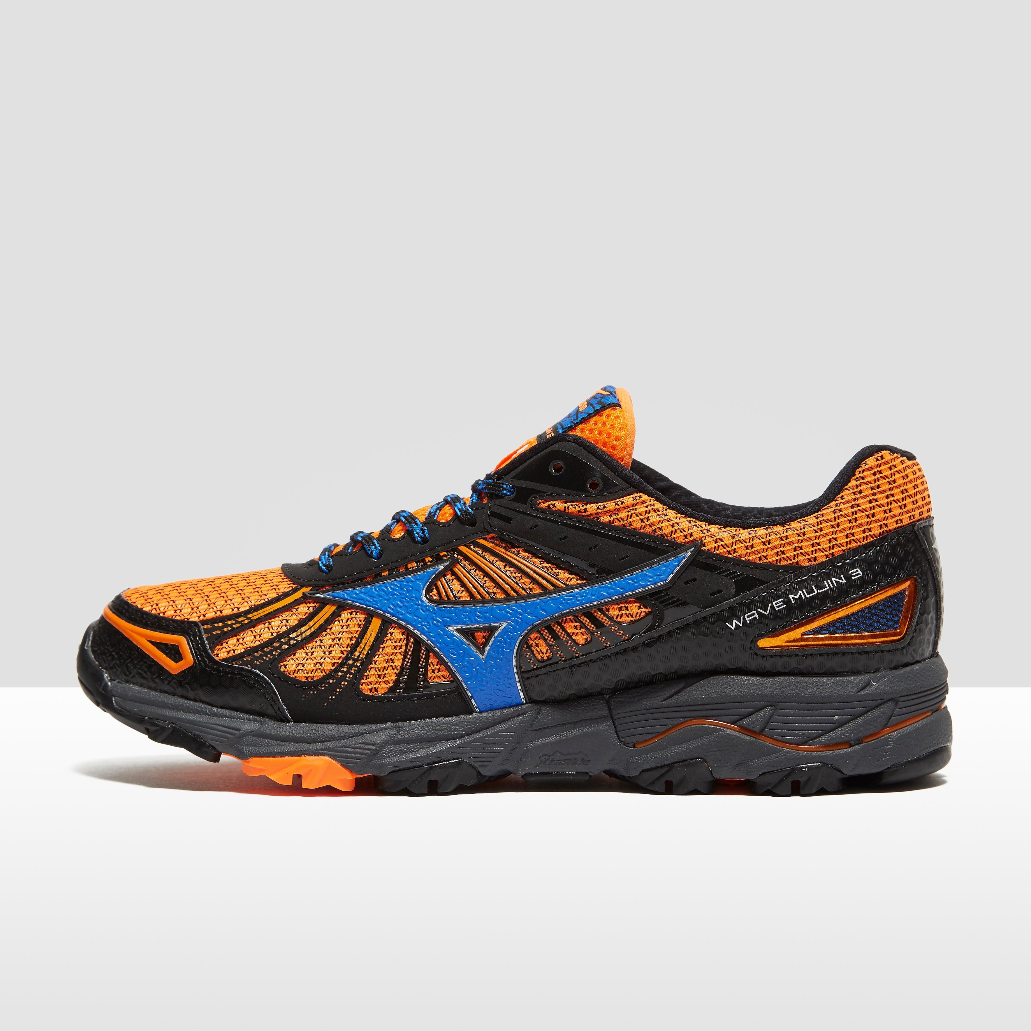 Mizuno Wave Mujin 3 Men's Trail Running Shoes