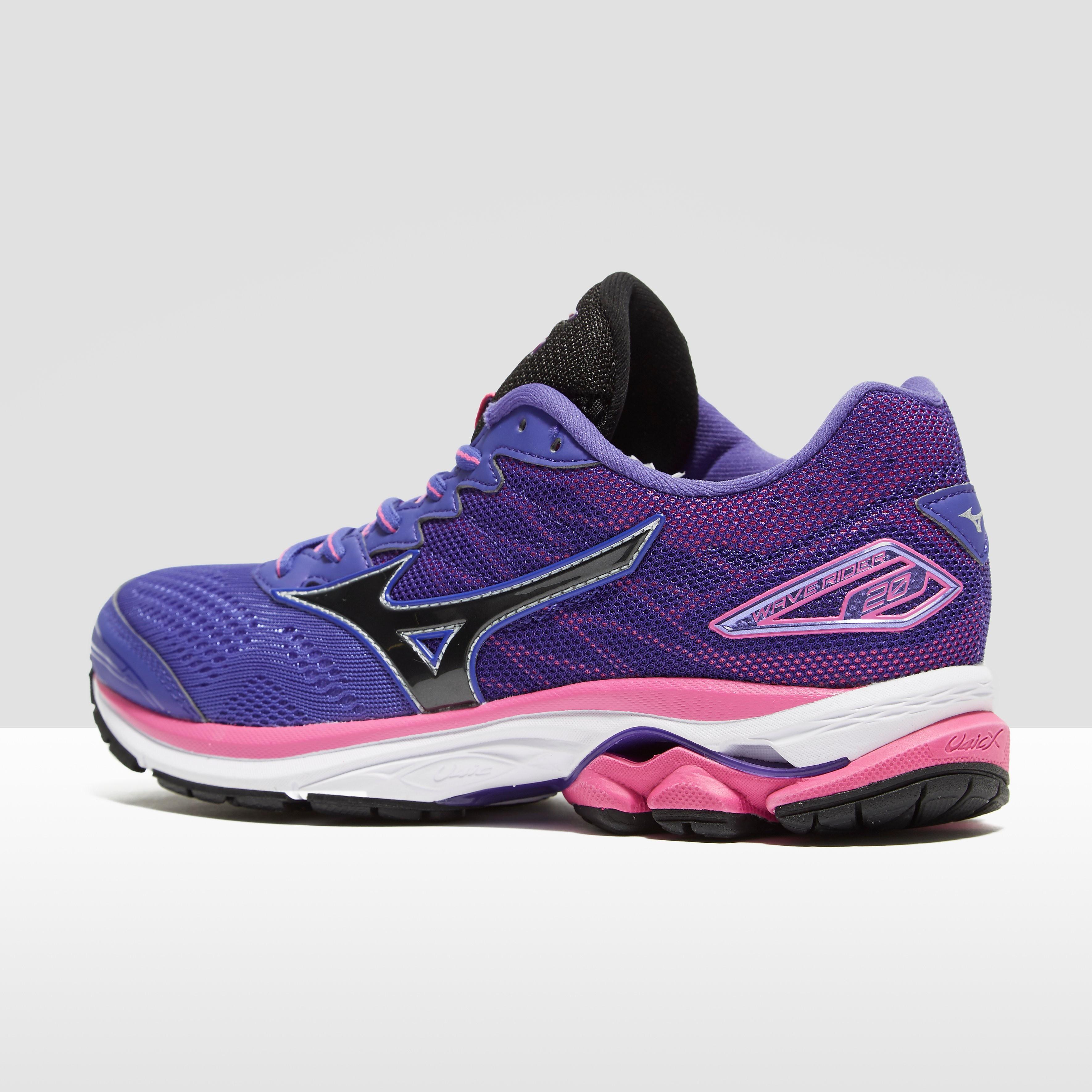 Mizuno Wave Rider 20 Women's Running Shoes