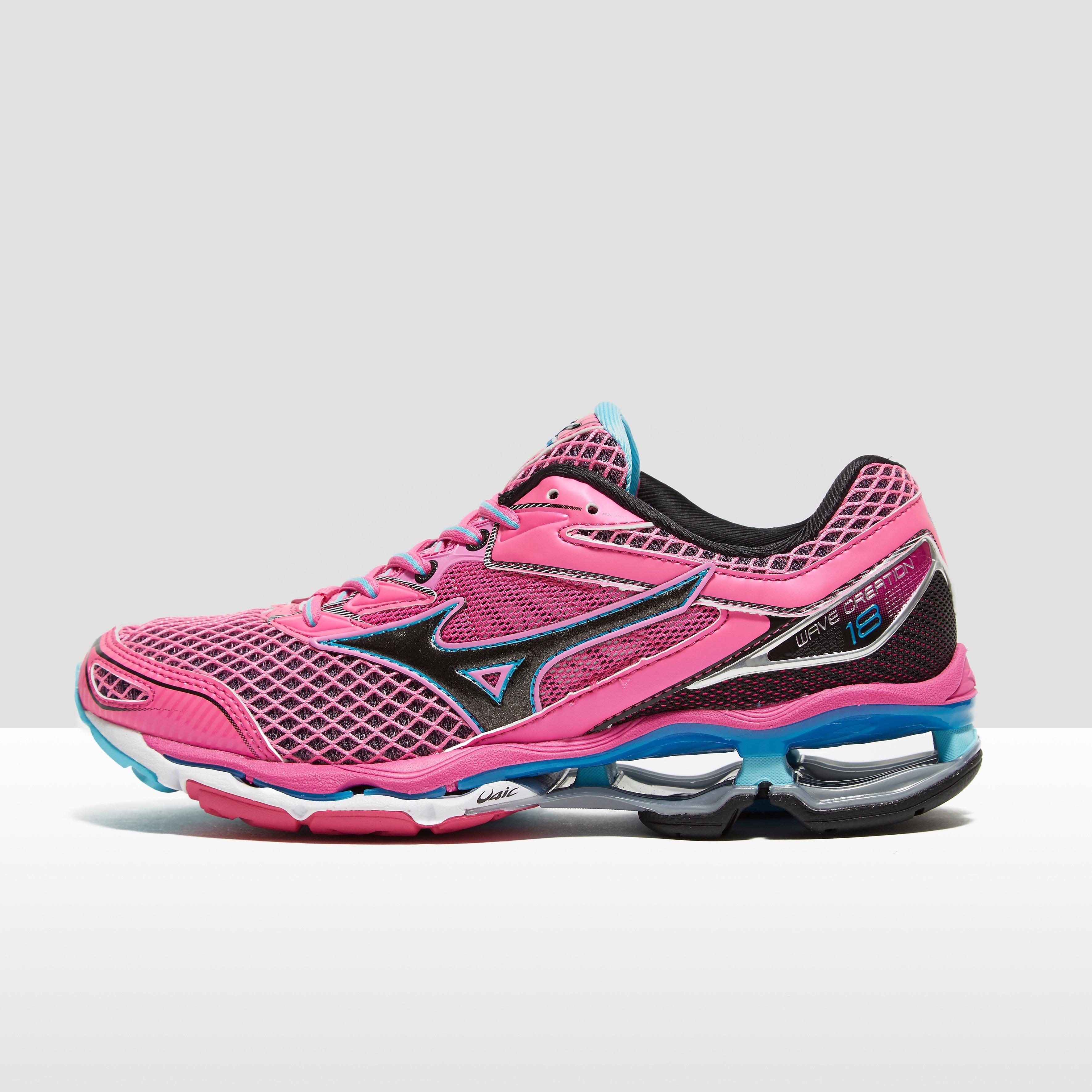 Mizuno Wave Creation 18 Women's Running Shoes