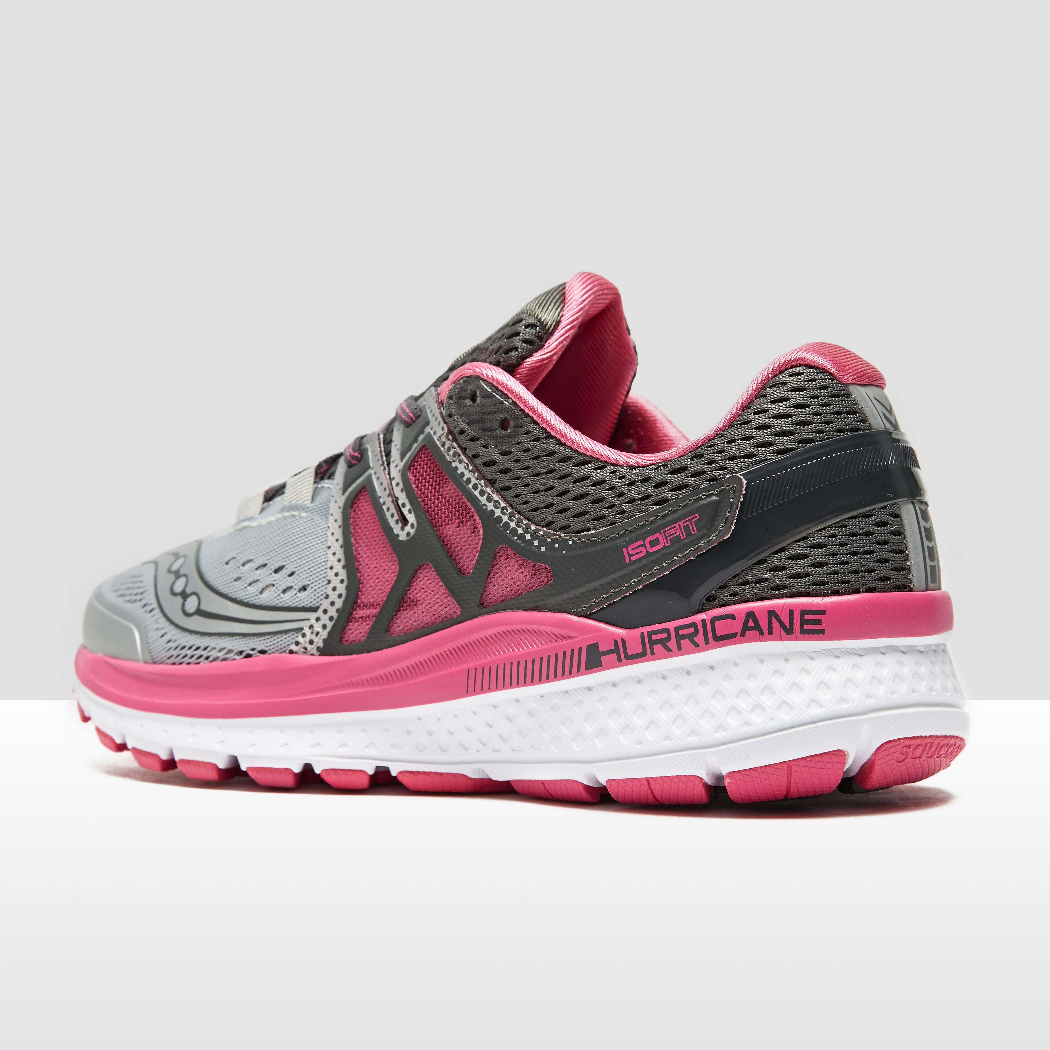Saucony HURRICANE ISO 3 Women's Running Shoes