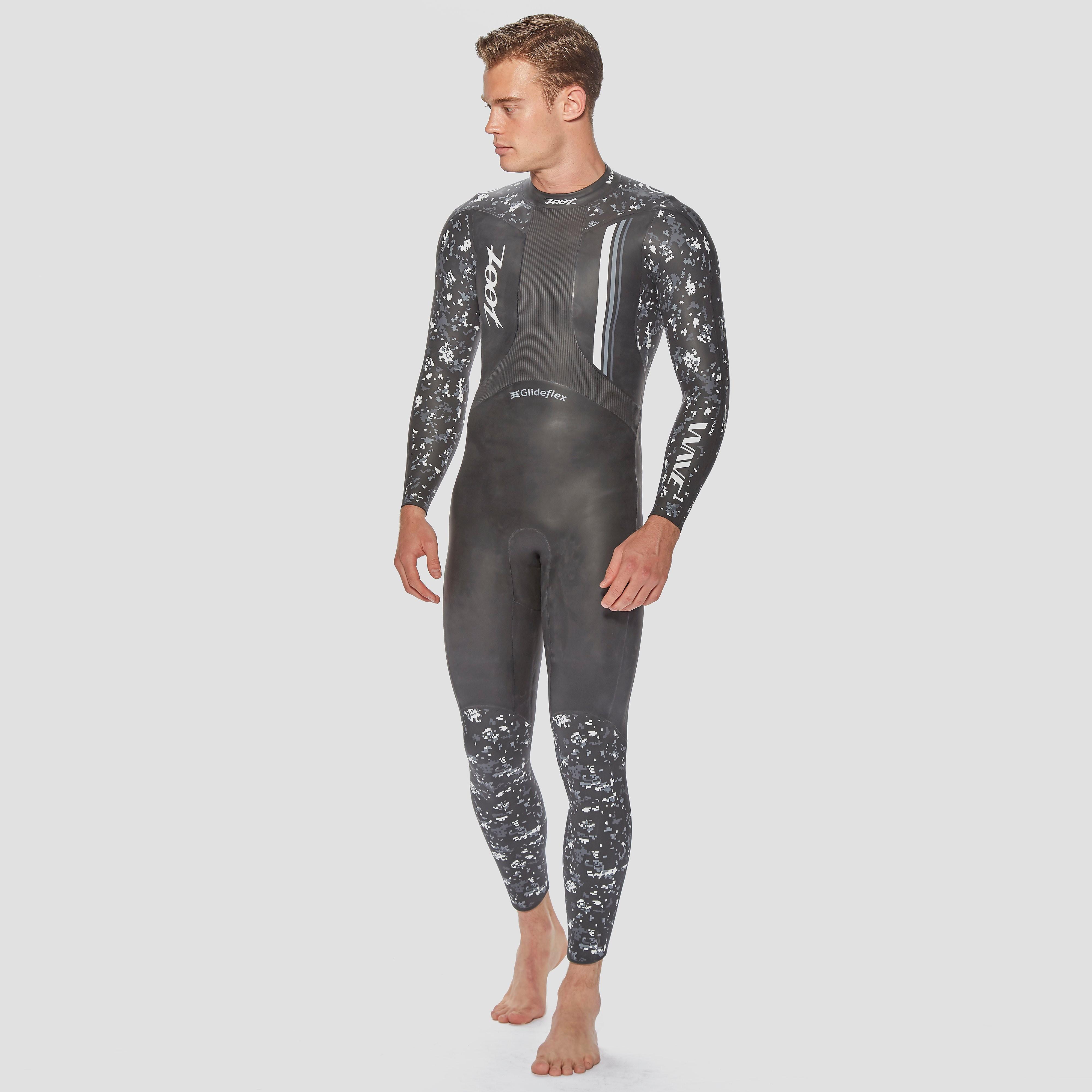 Mens Black Zoot Wave 1 Wetsuit
