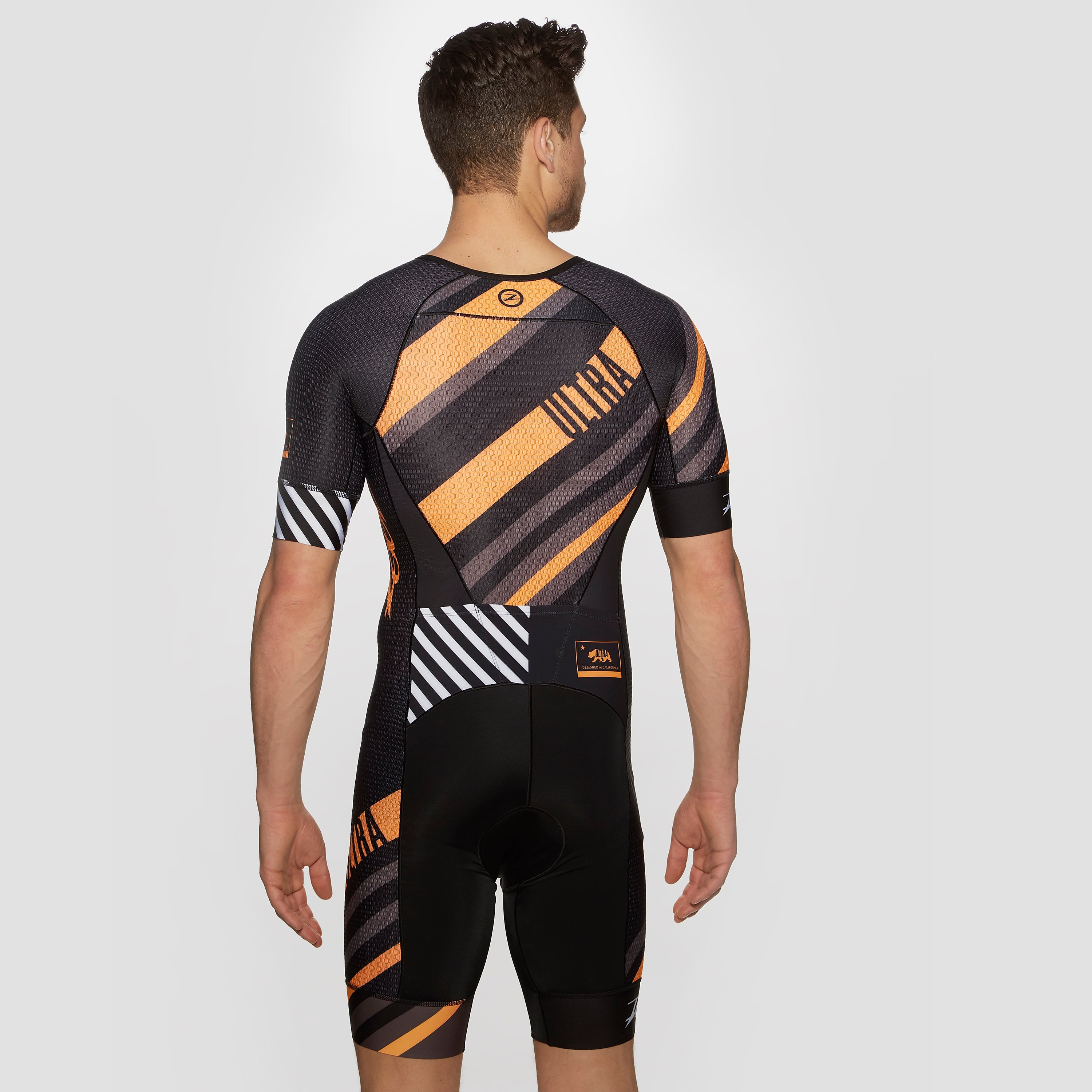 Zoot Ultra Tri Aero Men's Triathlon Skinsuit