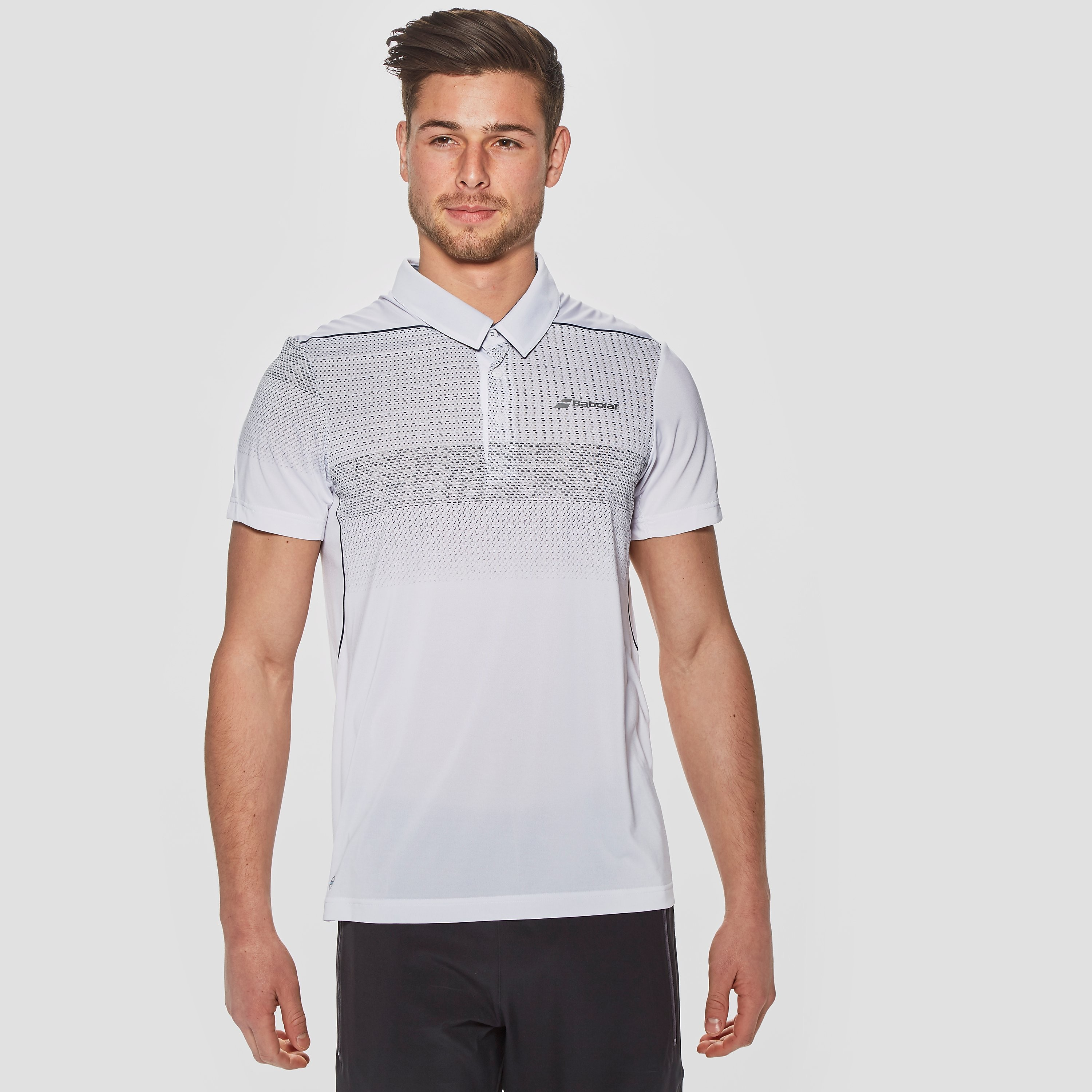 Babolat Performance Men's Tennis Polo Top