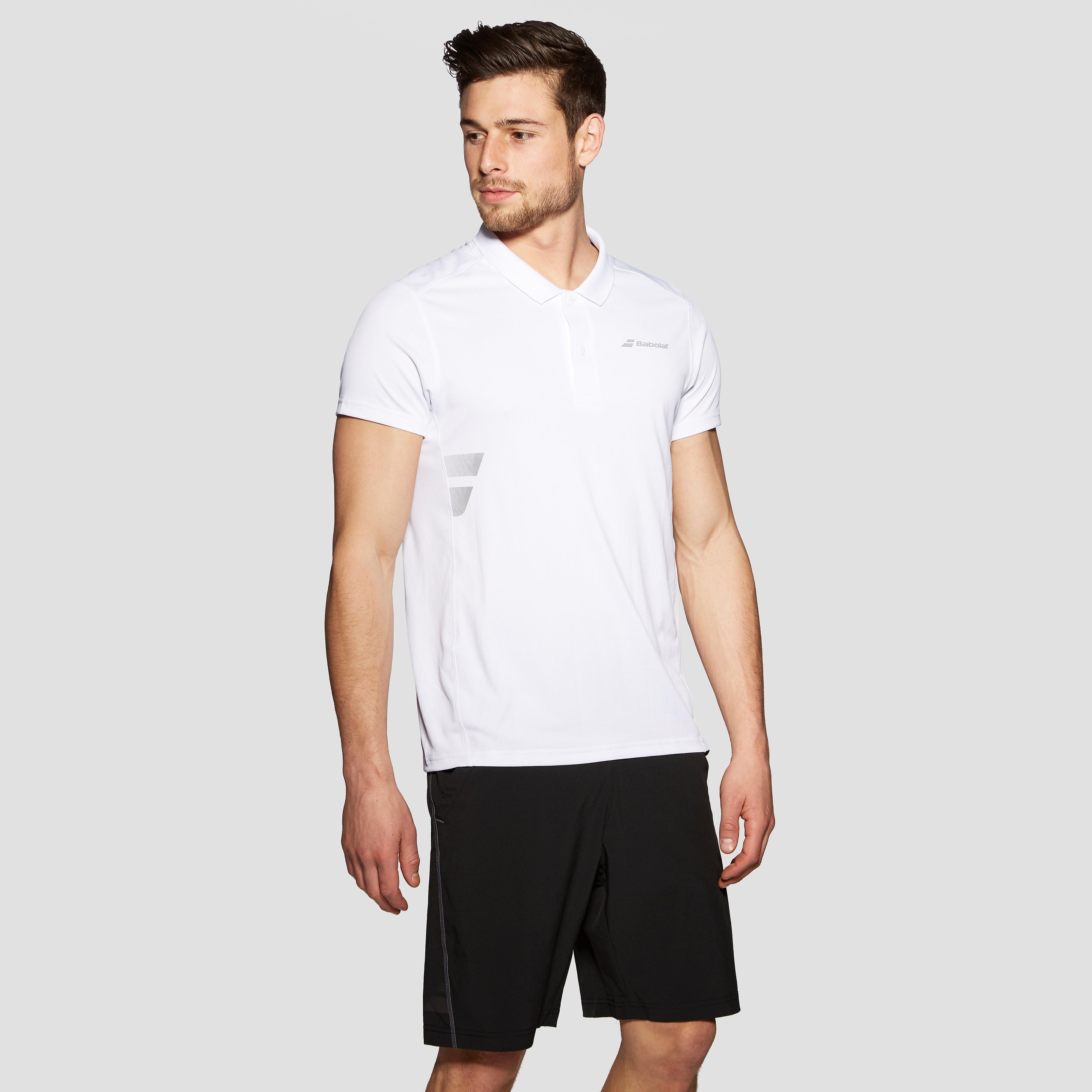 Babolat Core Poly Pique Polo Men's Tennis T-shirt